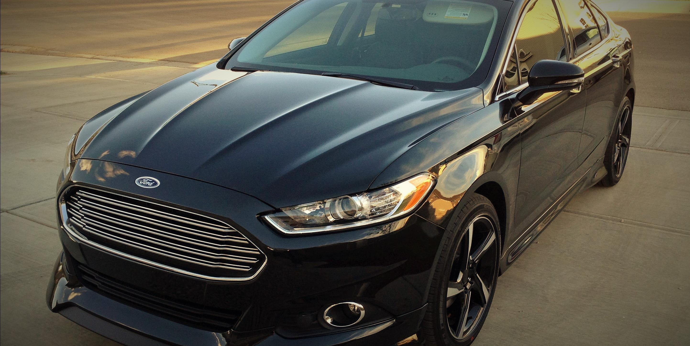 2014 Ford Fusion Rims >> clayton bigsby 2013 Ford FusionSE Specs, Photos ...