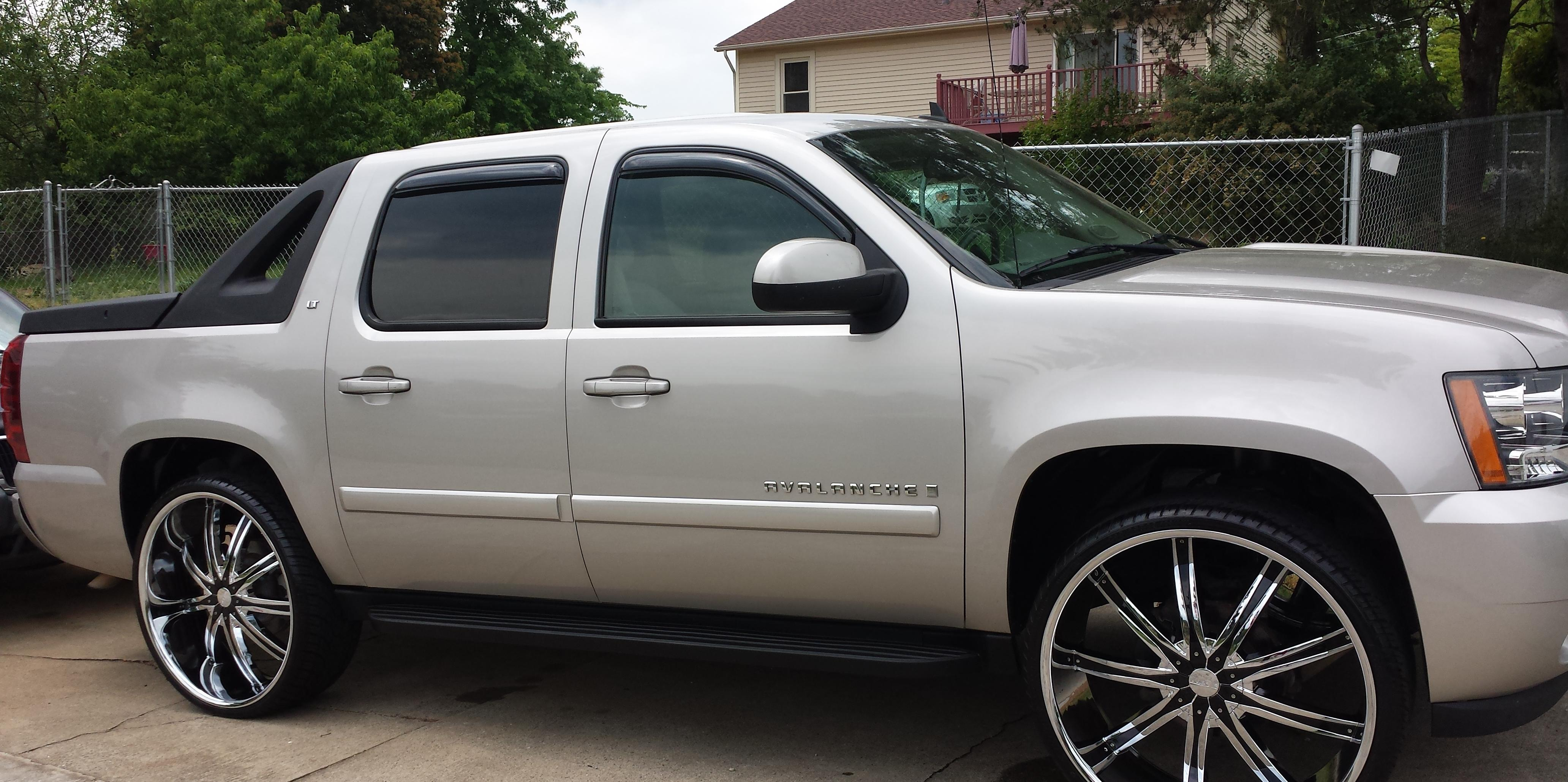 avalanche ltz watch dyeautos pickup sale for chevrolet com cab denver crew in