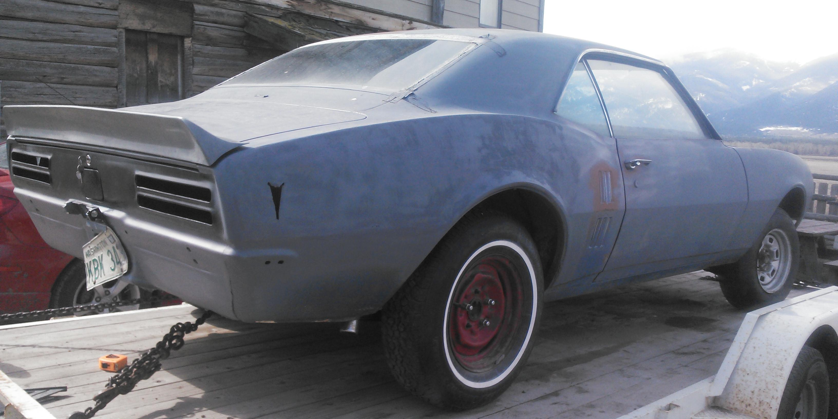 Wyotechs 1965 Pontiac Firebird Specs Photos Modification