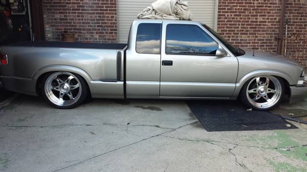 1998 Chevrolet S10-Extended-Cab
