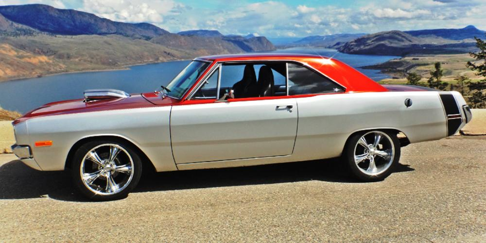 Dracher's 1971 Dodge Dart