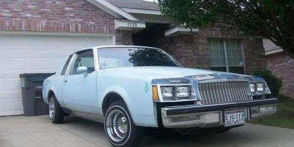 Robert McNett's 1984 Buick Regal