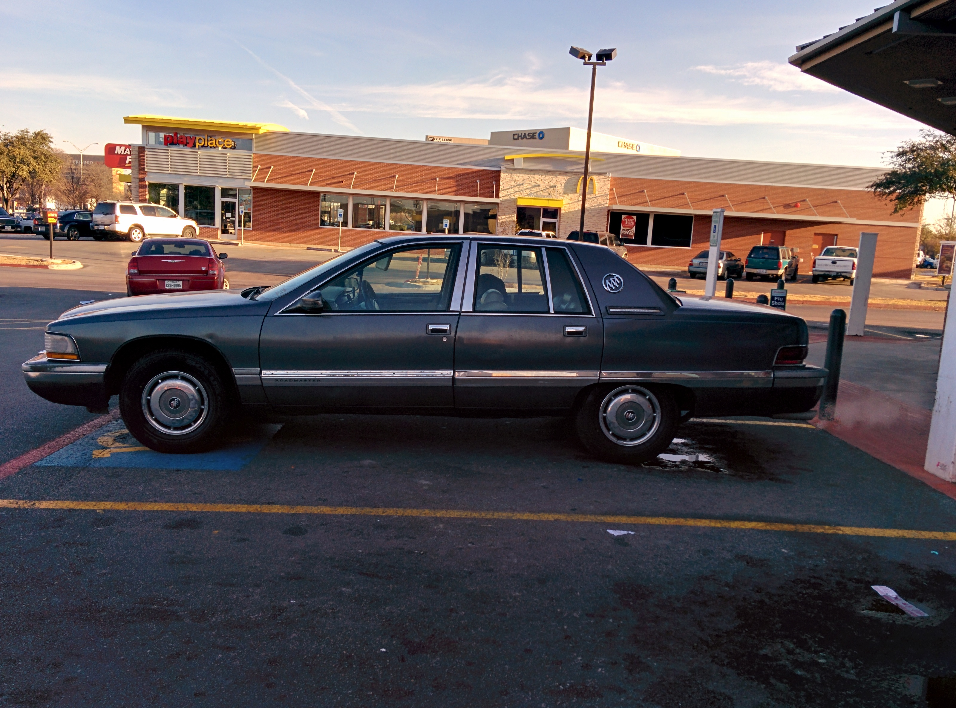 marctaylor0923 1994 Buick Roadmaster