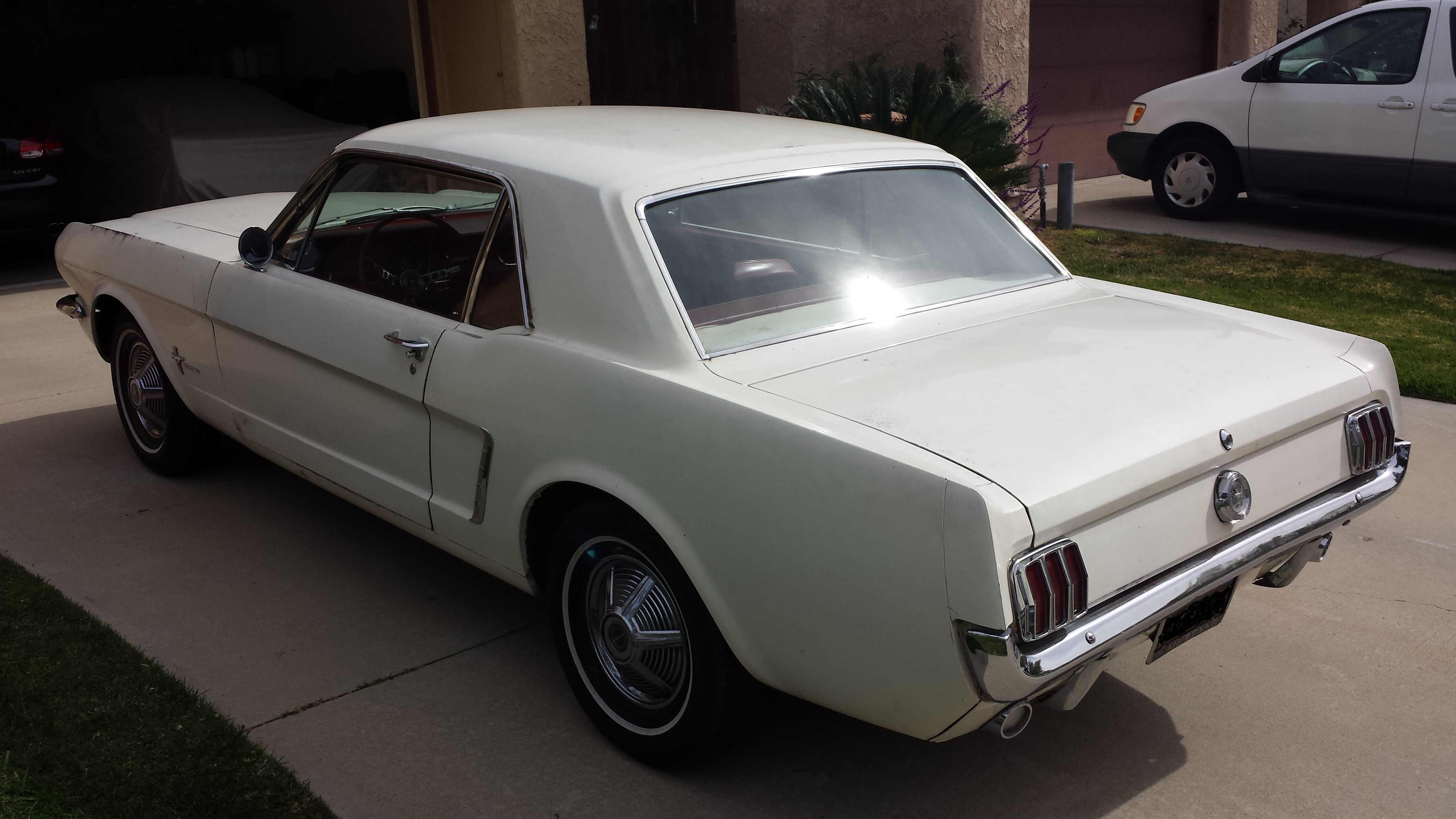 HYPWR65 1965 Ford Mustang