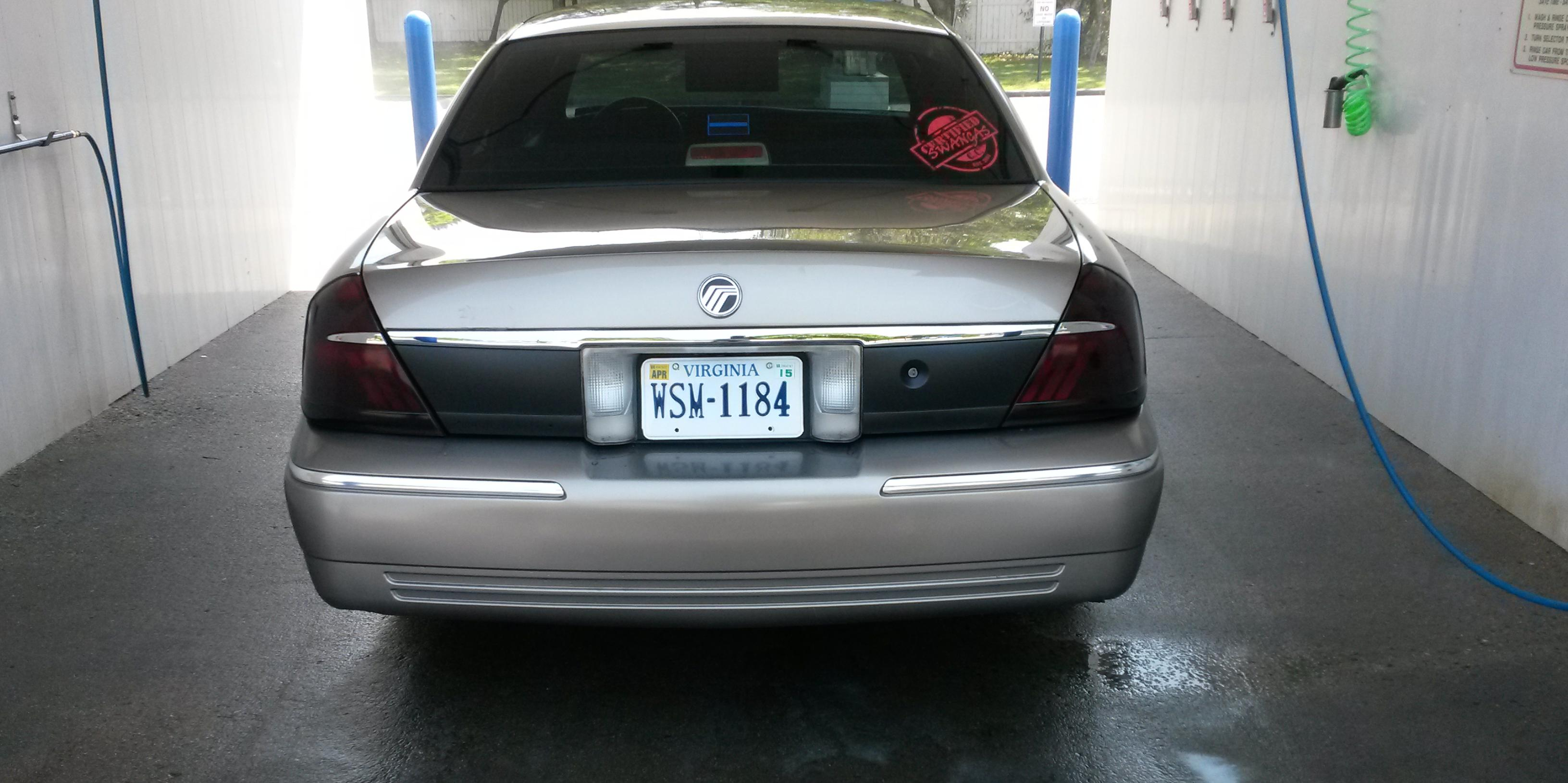 2002 Mercury Grand-Marquis