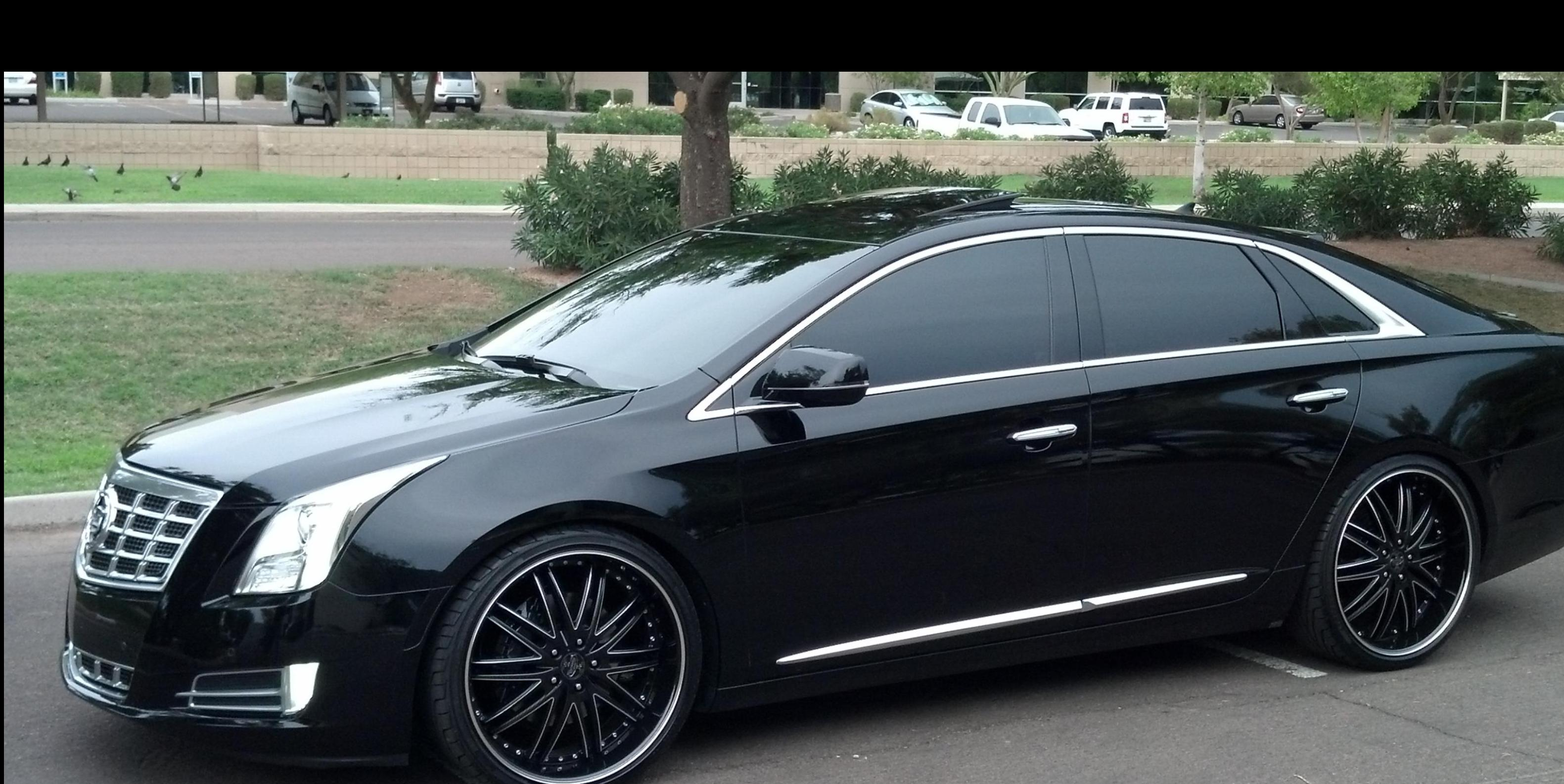 Twopumped 2014 Cadillac Xts Specs Photos Modification