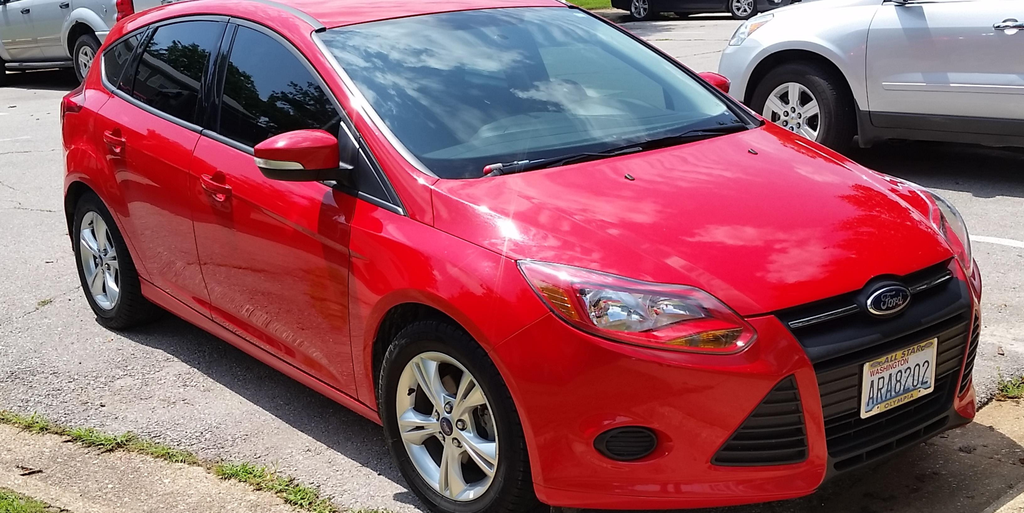 Skidd11 2013 Ford Focusse Specs Photos Modification Info