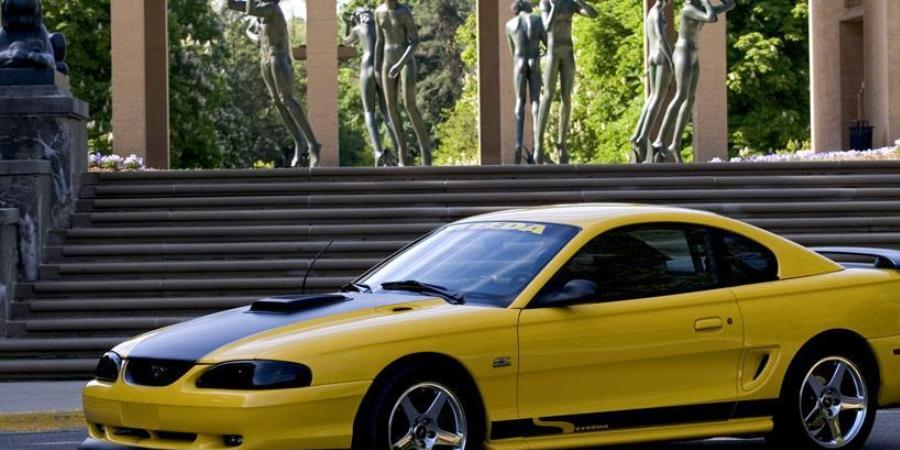 clonedtreprt 1994 Ford Mustang