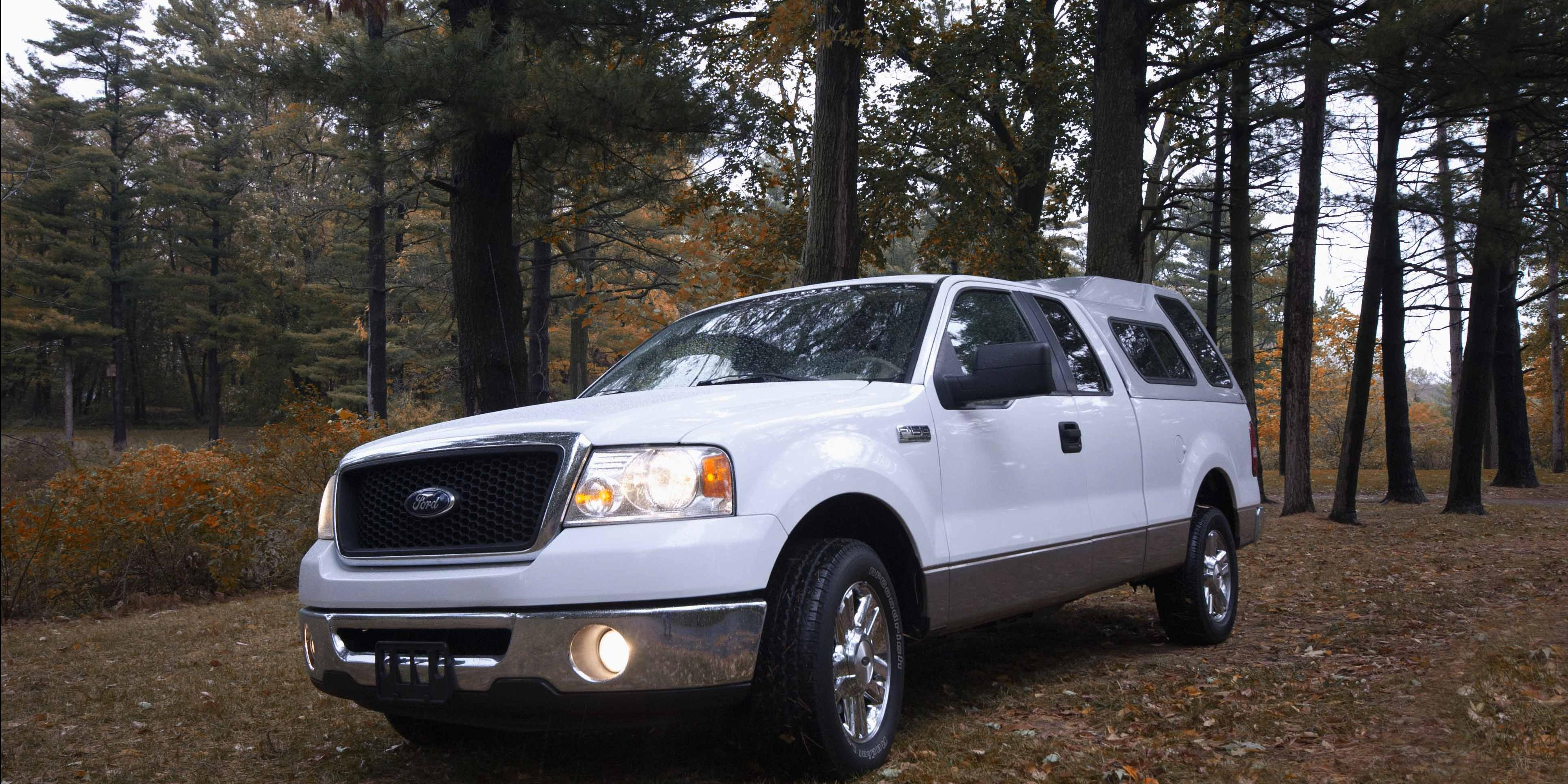 roboink 2006 Ford F150-Super-Cab