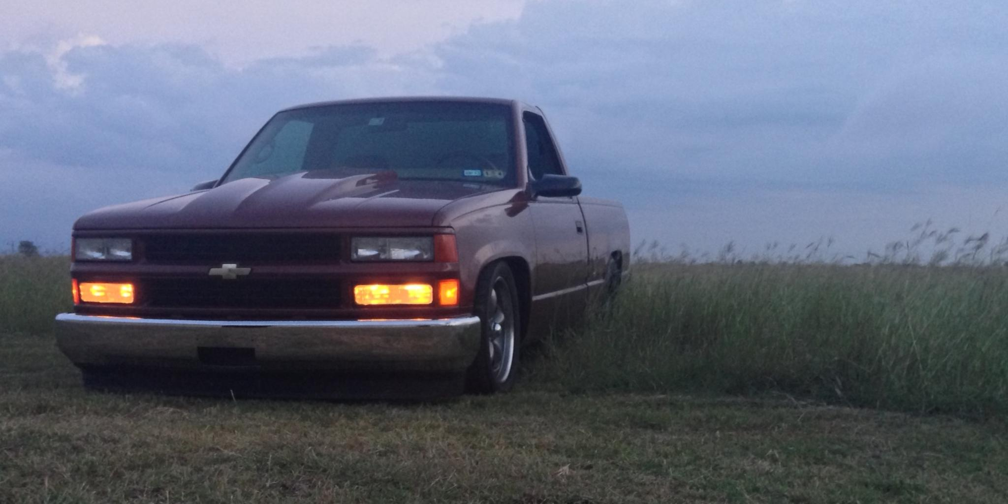 1998 Chevrolet 1500-Regular-Cab