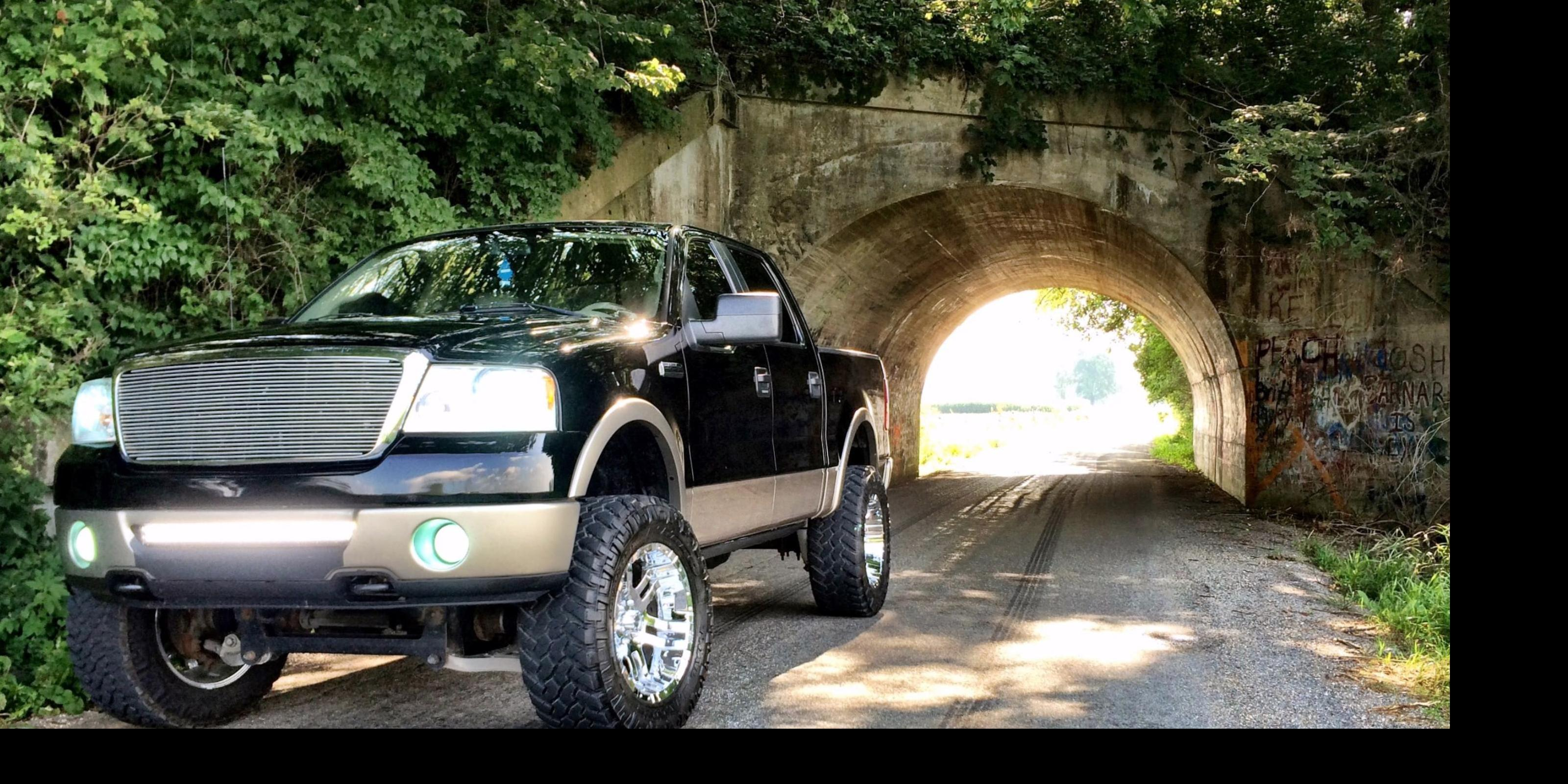 2005 Ford F150-SuperCrew-Cab