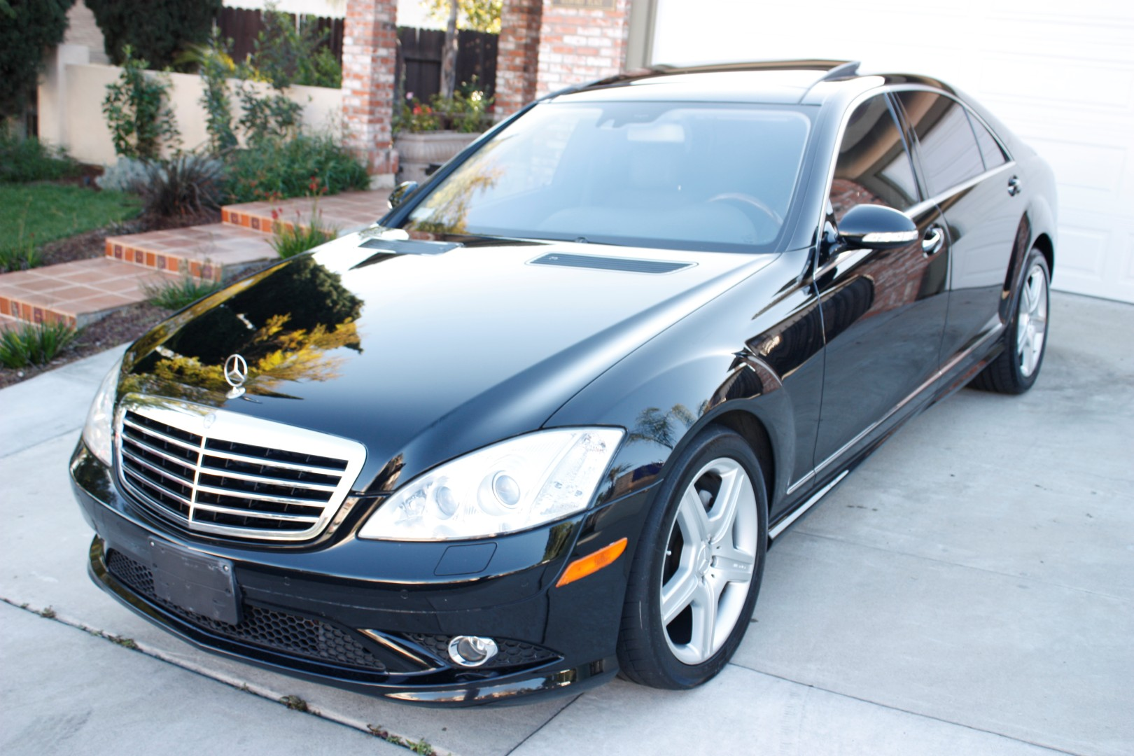 2007 mercedes benz s class view all 2007 mercedes benz s for Mercedes benz s class 2007