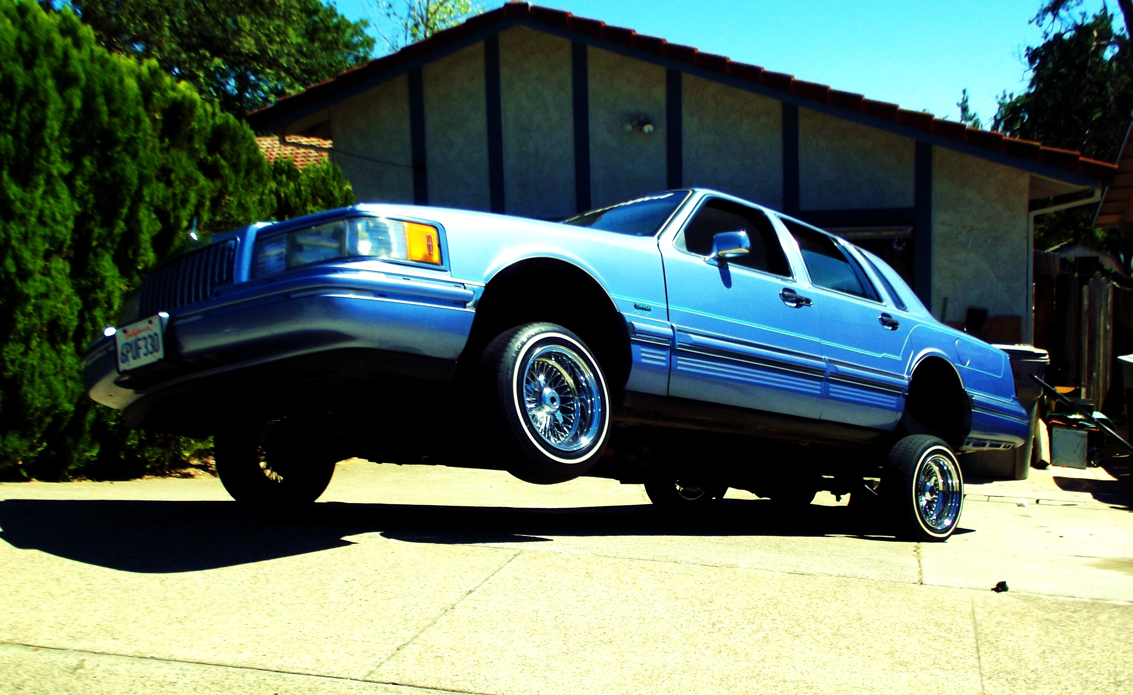 Tankis5150's 1994 Lincoln Town-Car
