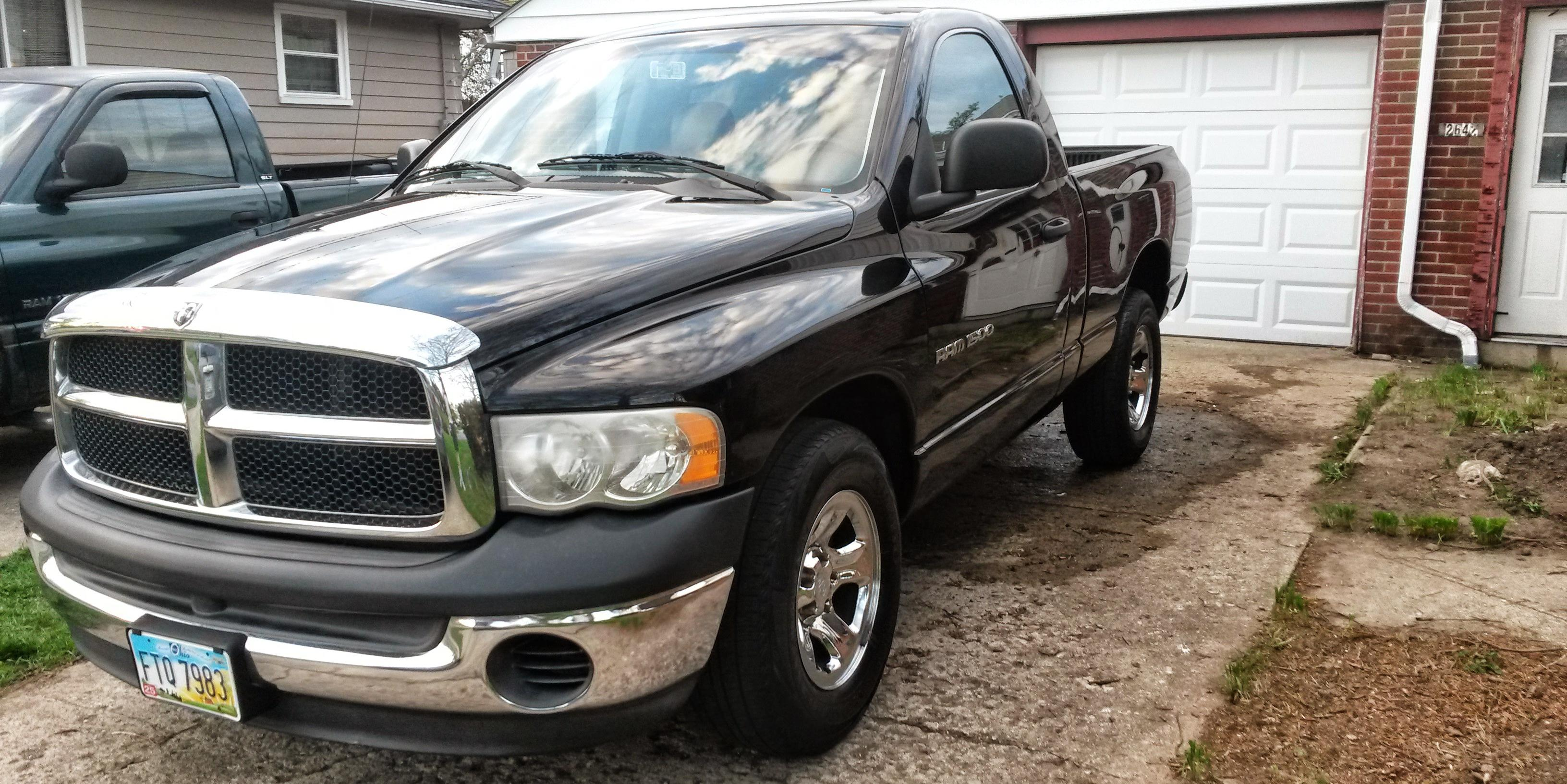 2003 Dodge Ram-1500-Regular-Cab