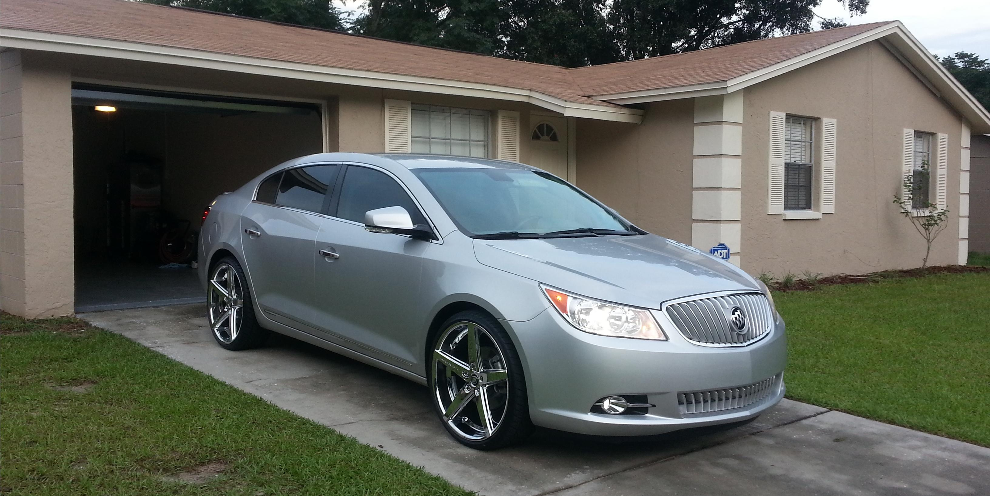 crisz 2012 buick lacrosse specs photos modification info at cardomain. Black Bedroom Furniture Sets. Home Design Ideas
