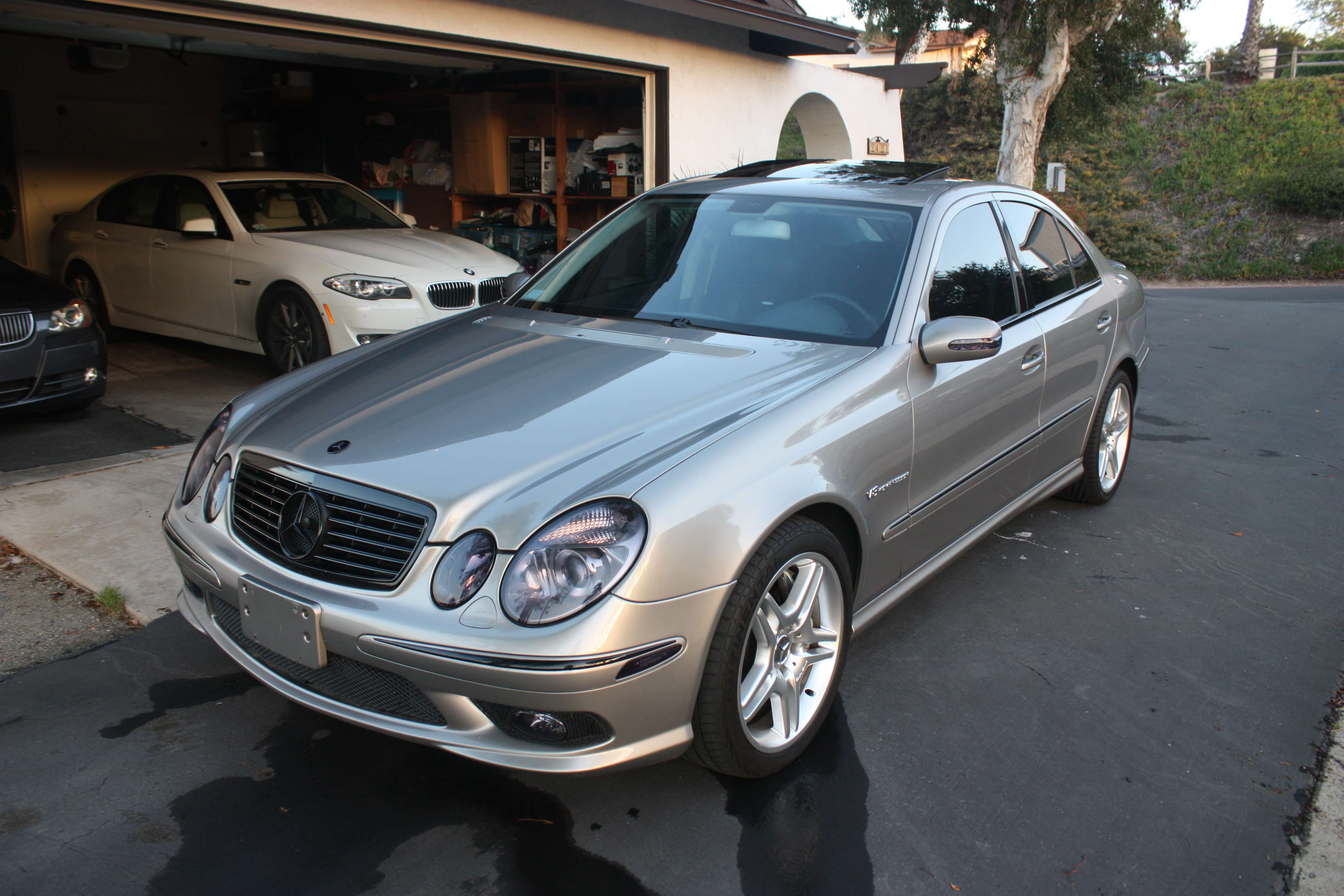 Mercedes benz e class view all mercedes benz e class at for 2003 mercedes benz e class sedan