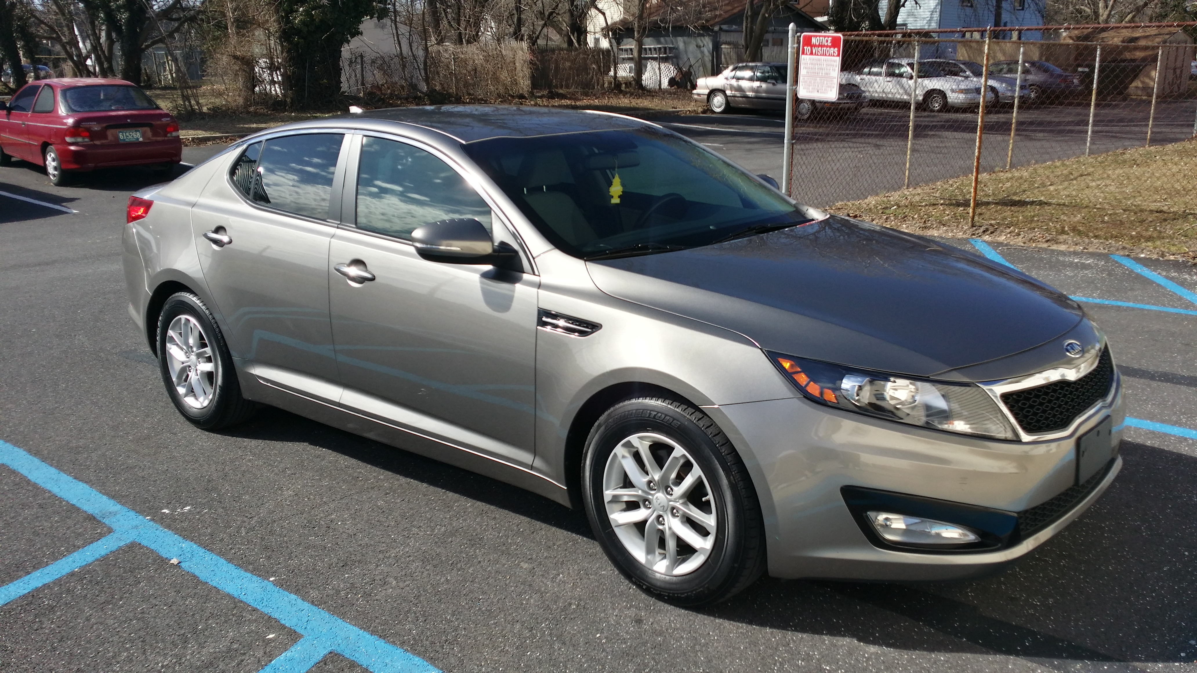 Sonja67's 2014 Kia Optima