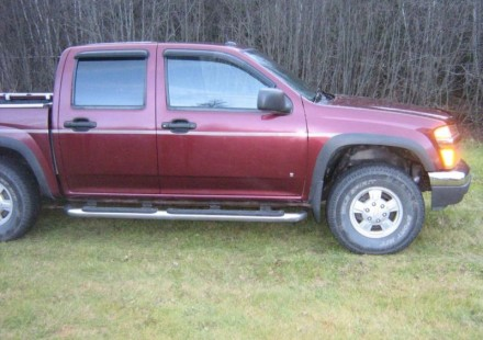 2008 Chevrolet Colorado Regular Cab