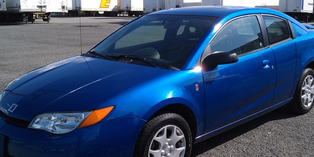 turbohatched 2004 Saturn Ion