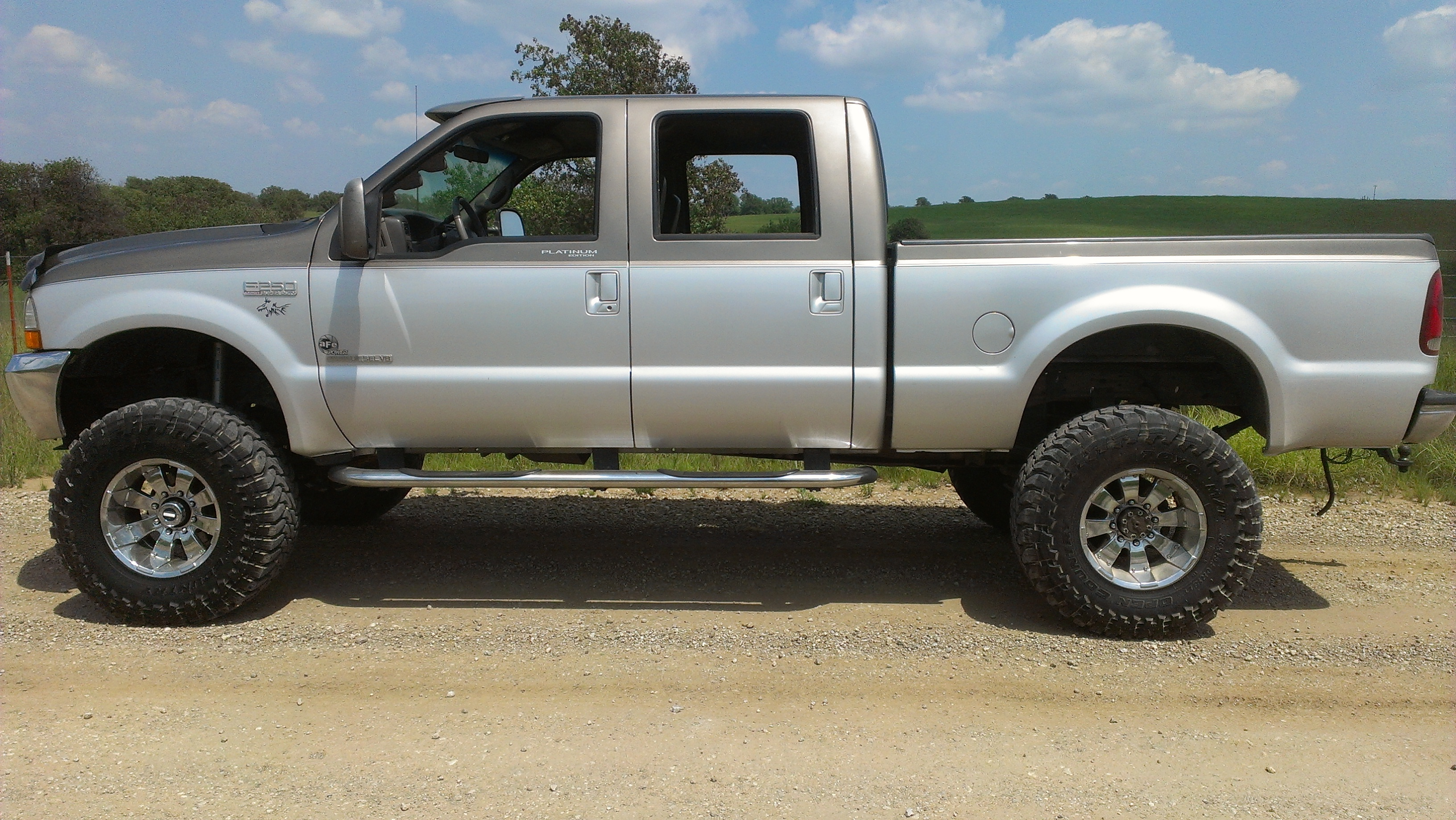 wes67wilson 2001 Ford F250 Super Duty Crew Cab Specs ...