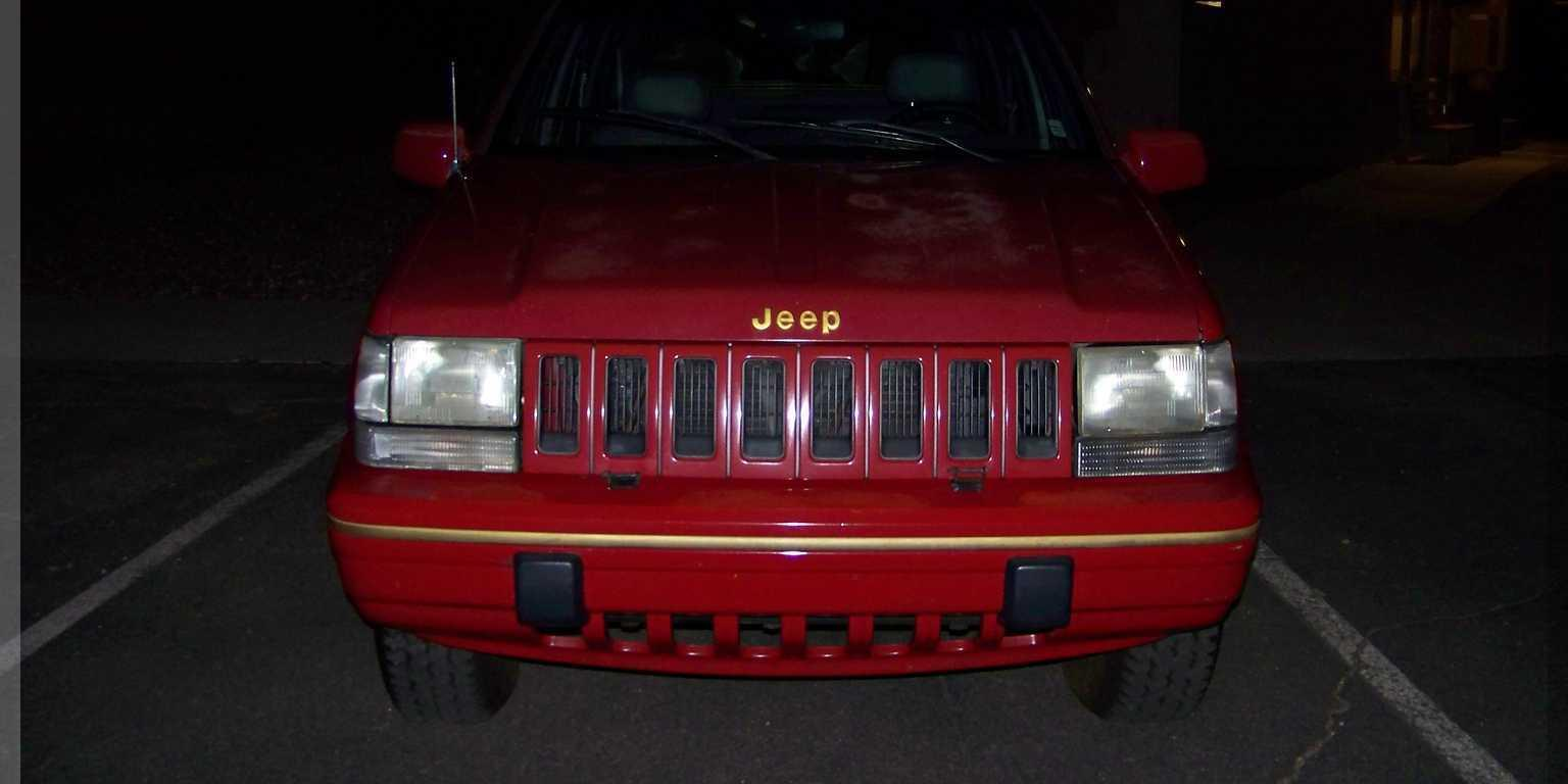 Jammaroo 1993 Jeep Grand-Cherokee