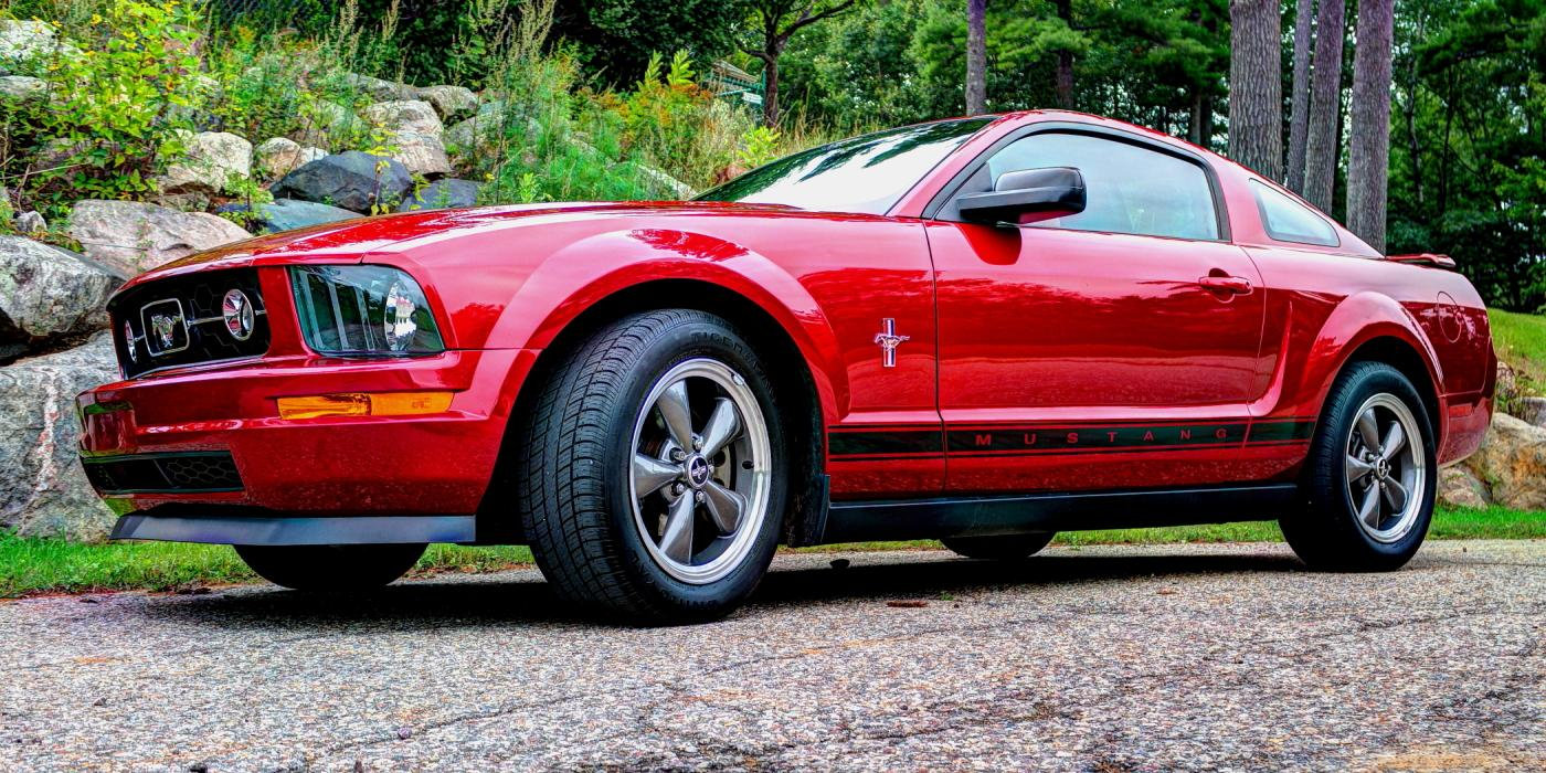 BunkGT 2006 Ford Mustang