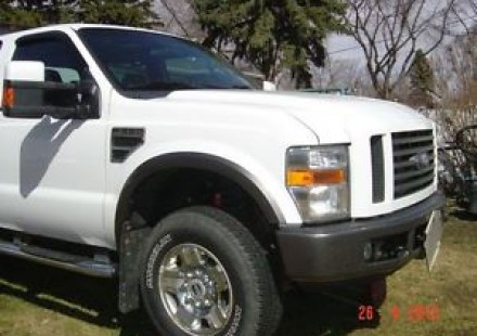 tradenet 2008 Ford F350 Regular Cab