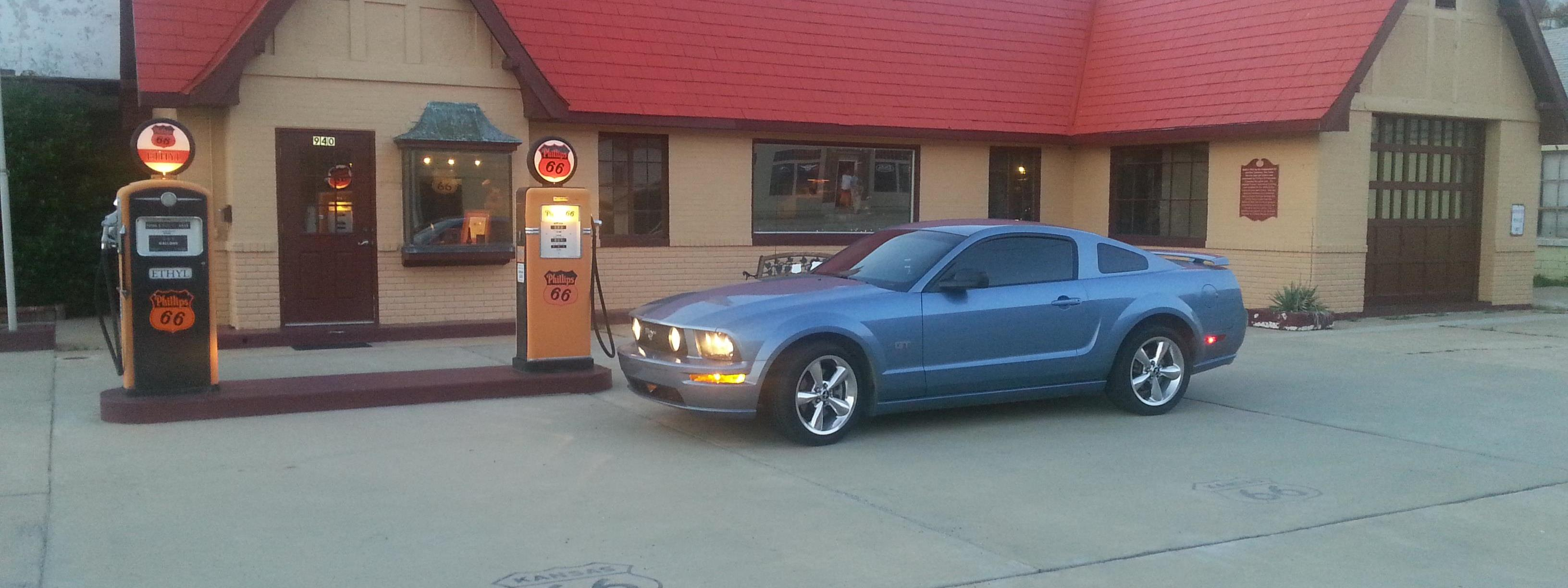 5.0implant 2006 Ford Mustang