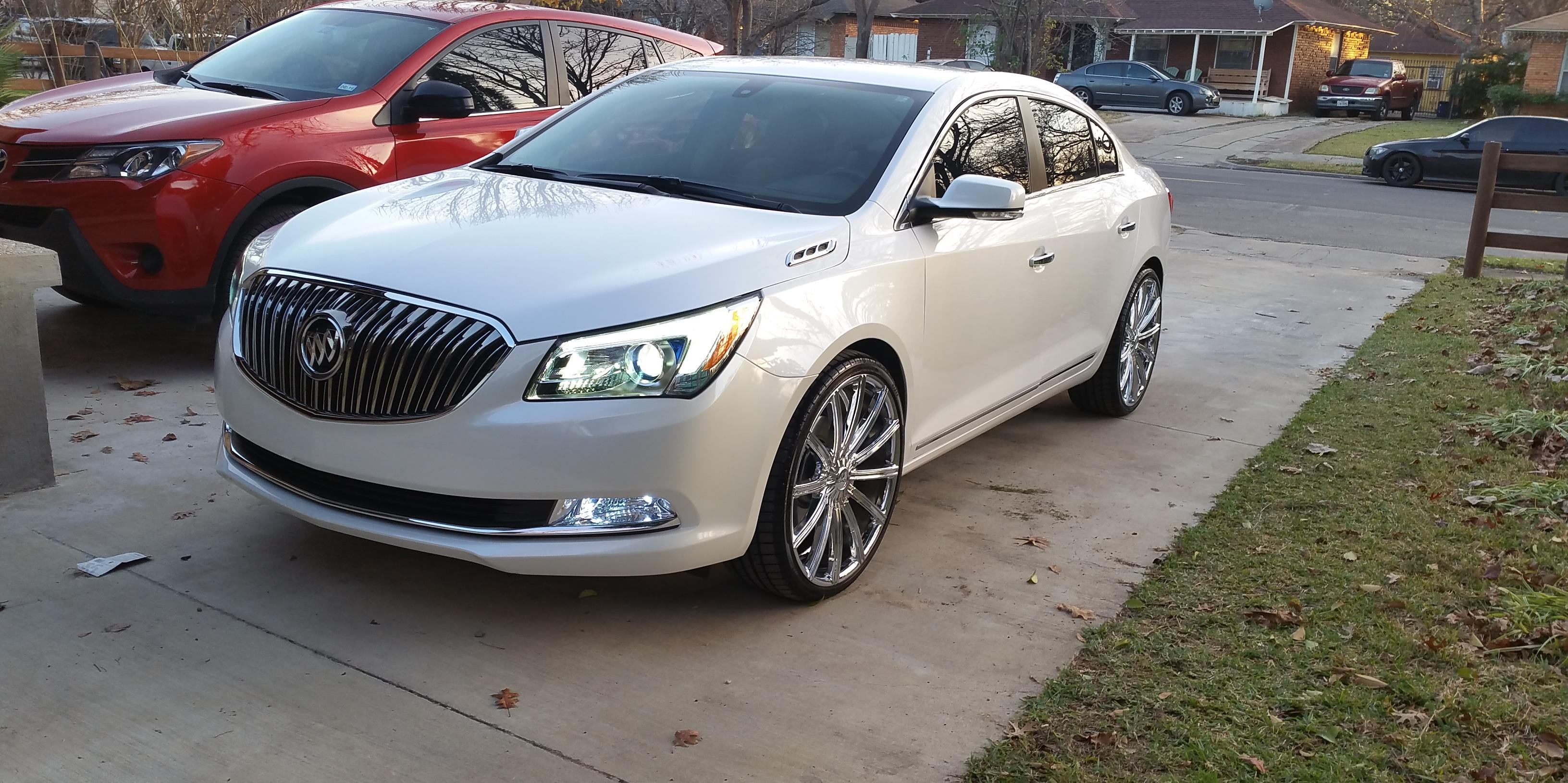 07sierradenali 2016 buick lacrosse specs photos modification info at cardomain. Black Bedroom Furniture Sets. Home Design Ideas