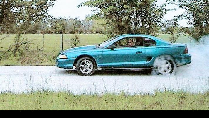 5.0implant 1994 Ford Mustang