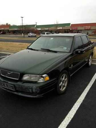 Chris Madison 1999 Volvo S70