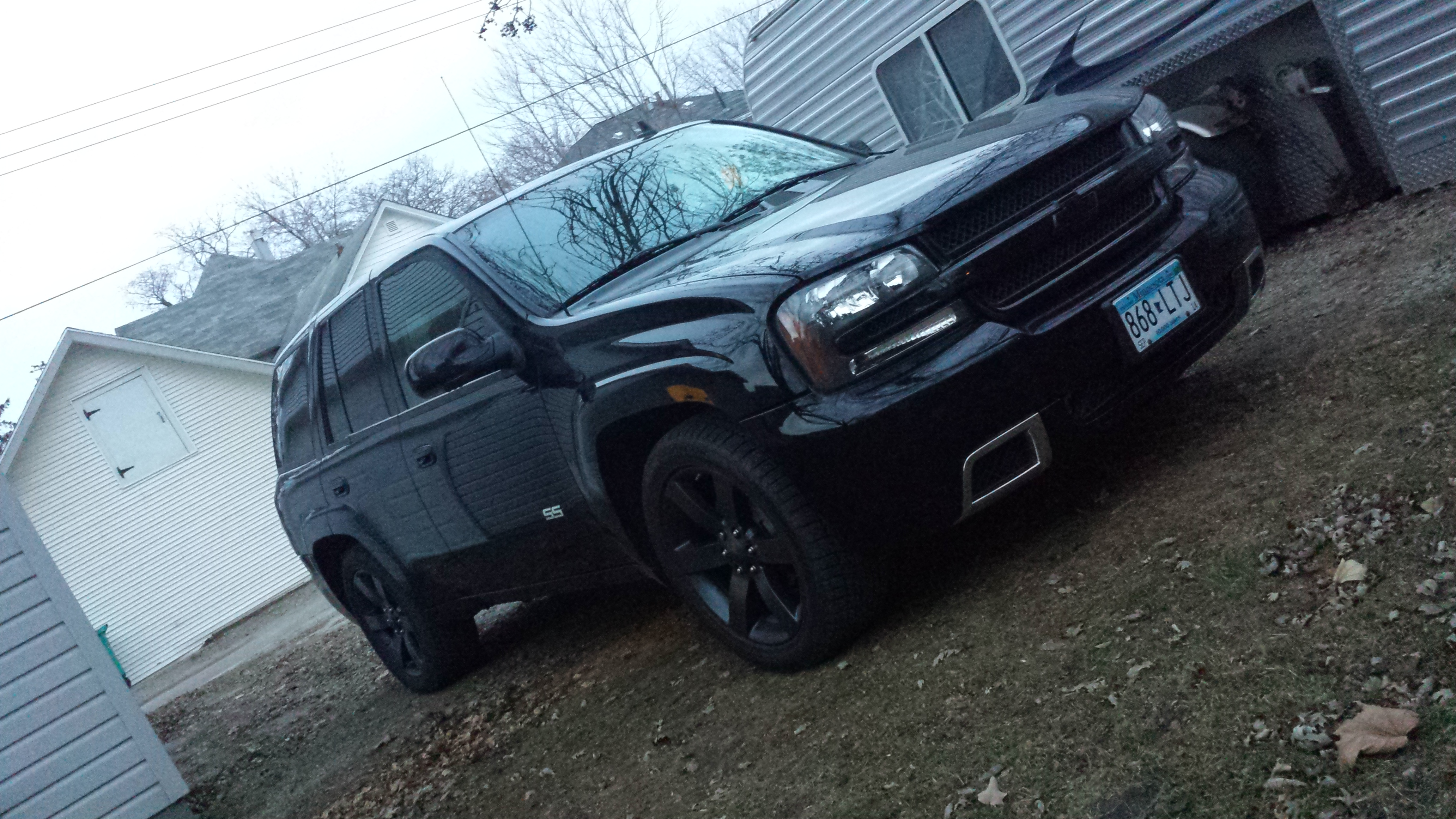 Cblifted's 2006 Chevrolet TrailBlazer