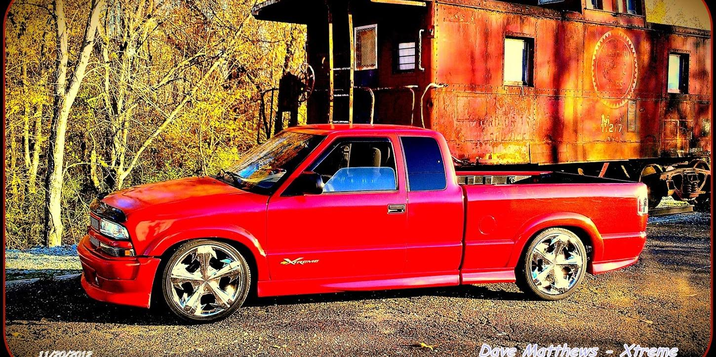 OneGoodBadBoy 2001 Chevrolet S10-Extended-Cab