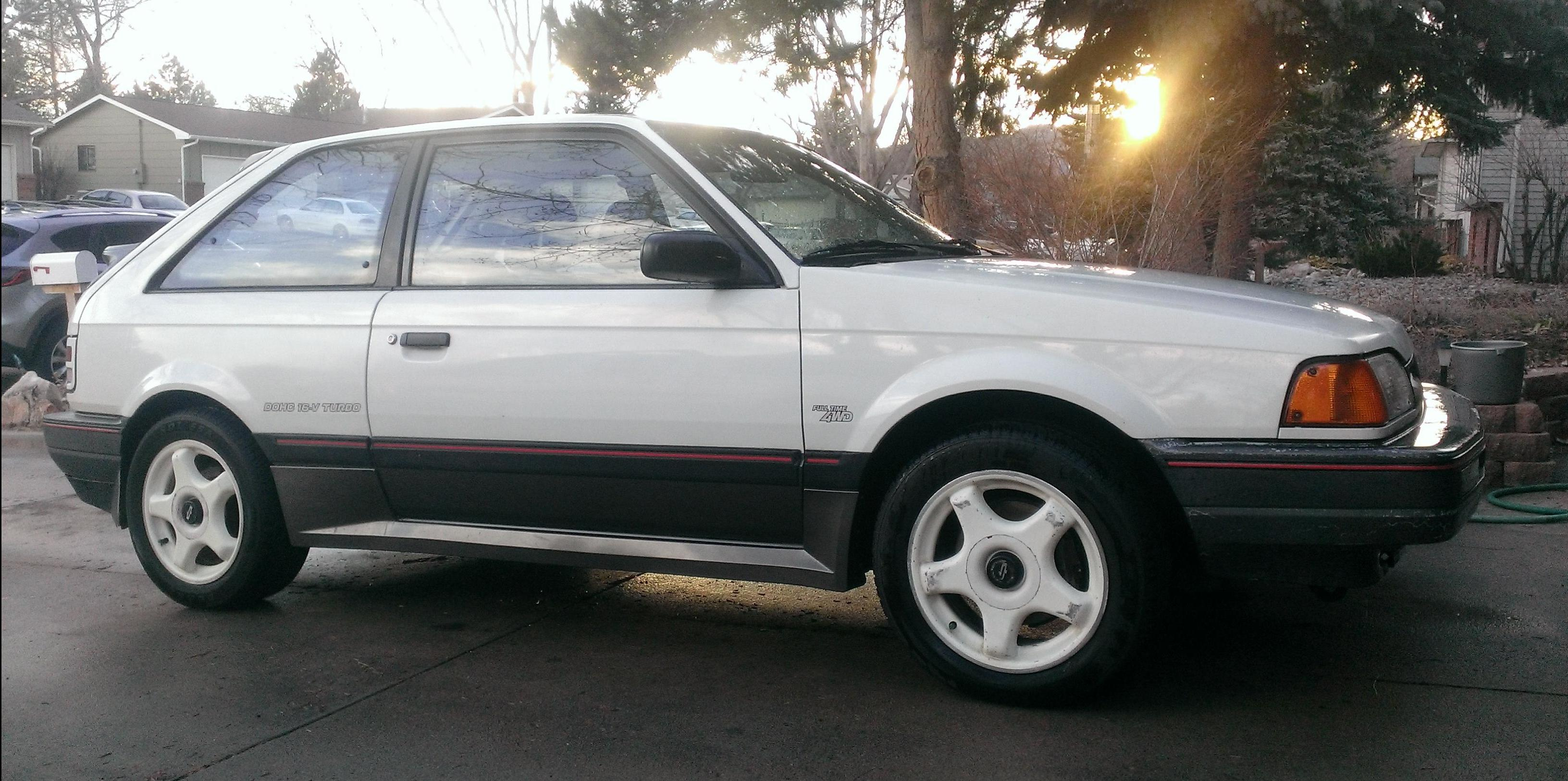 peterpeterson's 1988 Mazda 323
