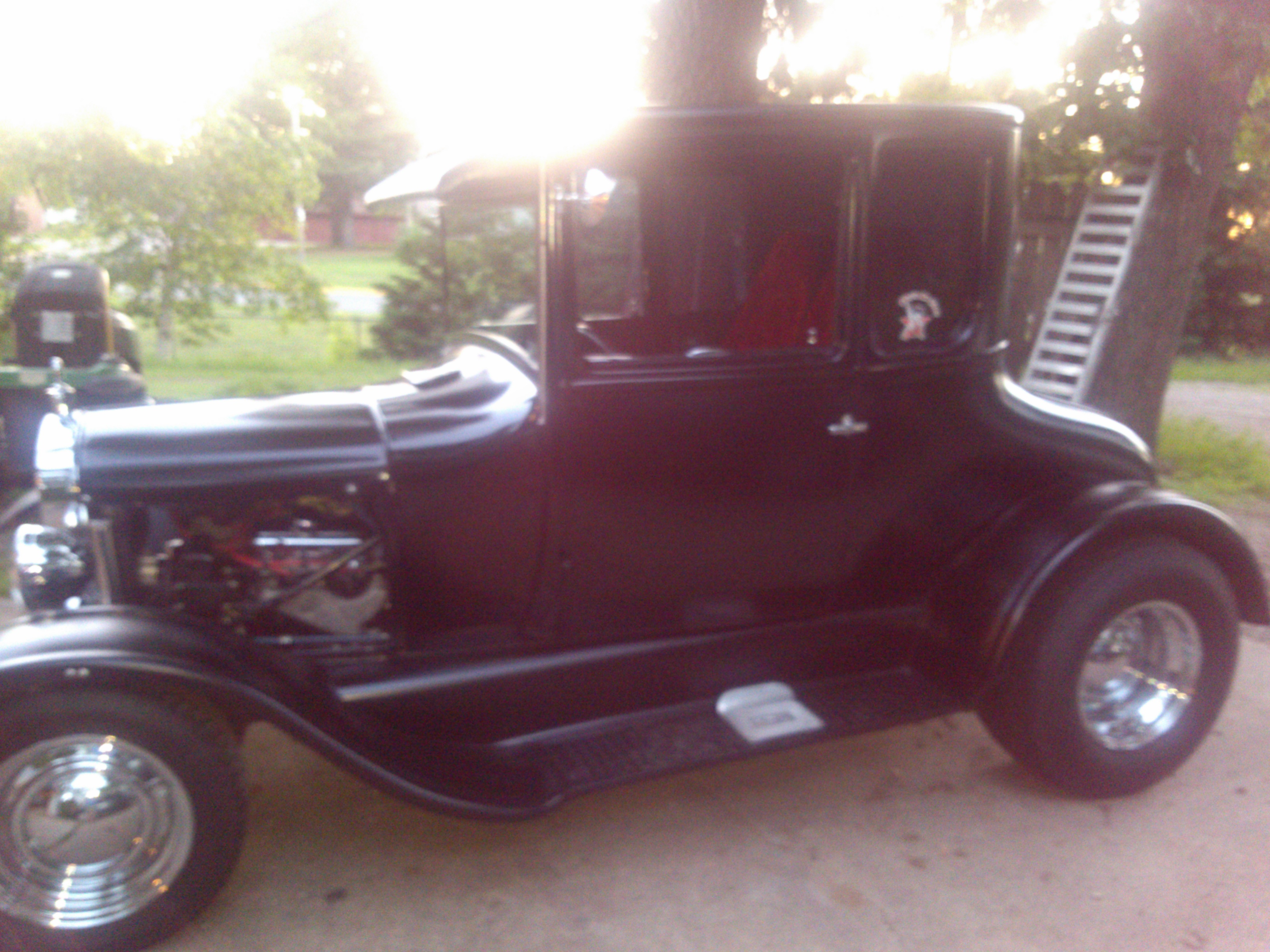neomavrick 1926 Ford Model T
