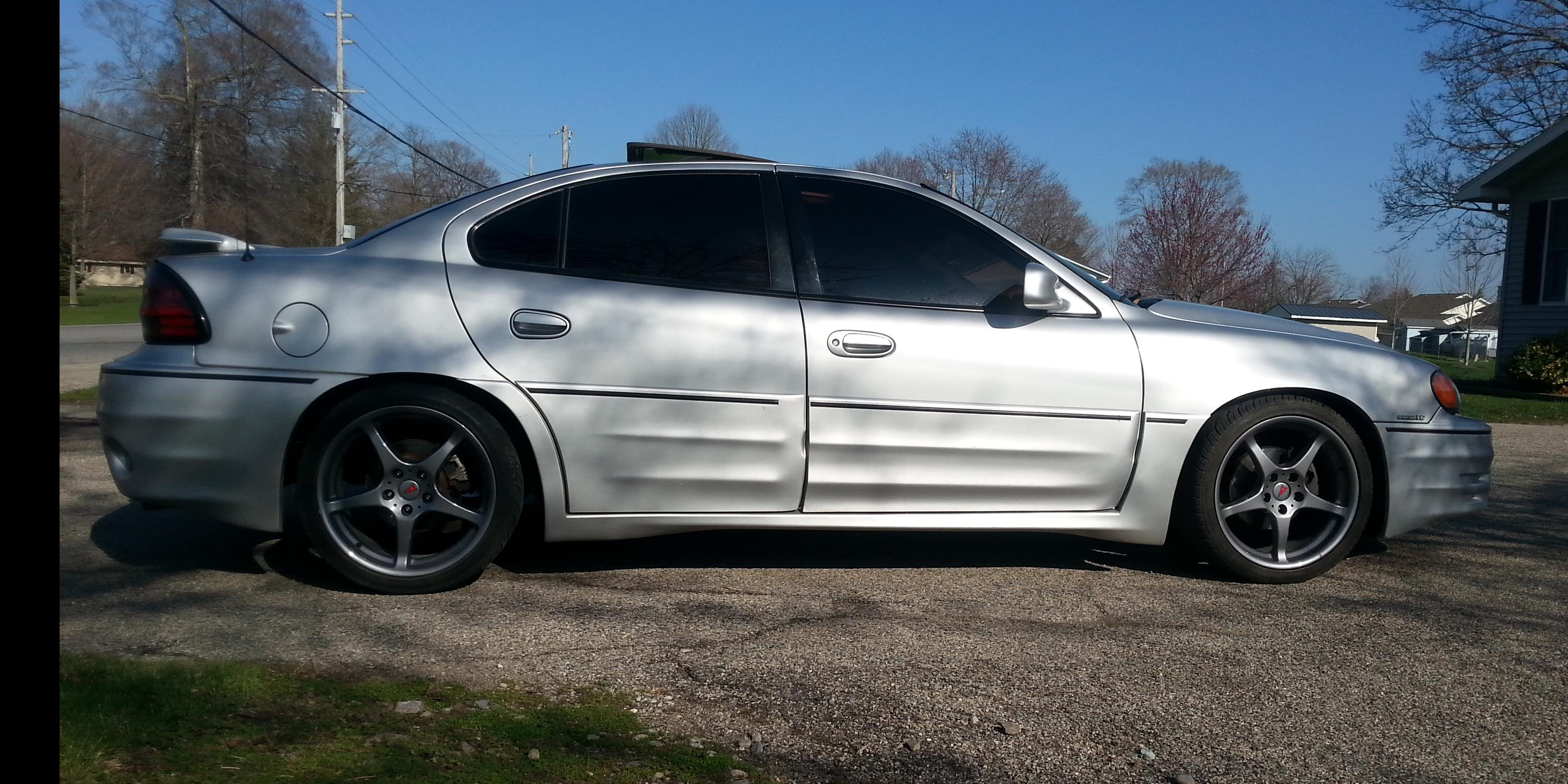 JordanKeck 2003 Pontiac Grand Am