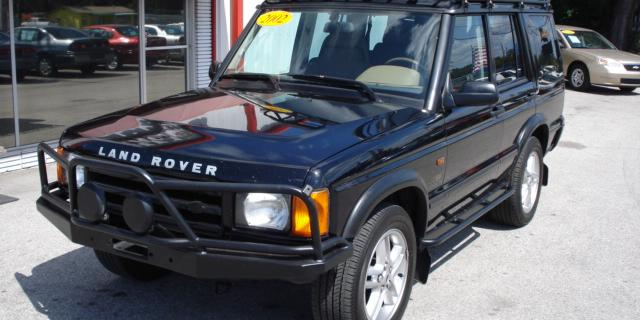 2002 Land-Rover Discovery-Series-II