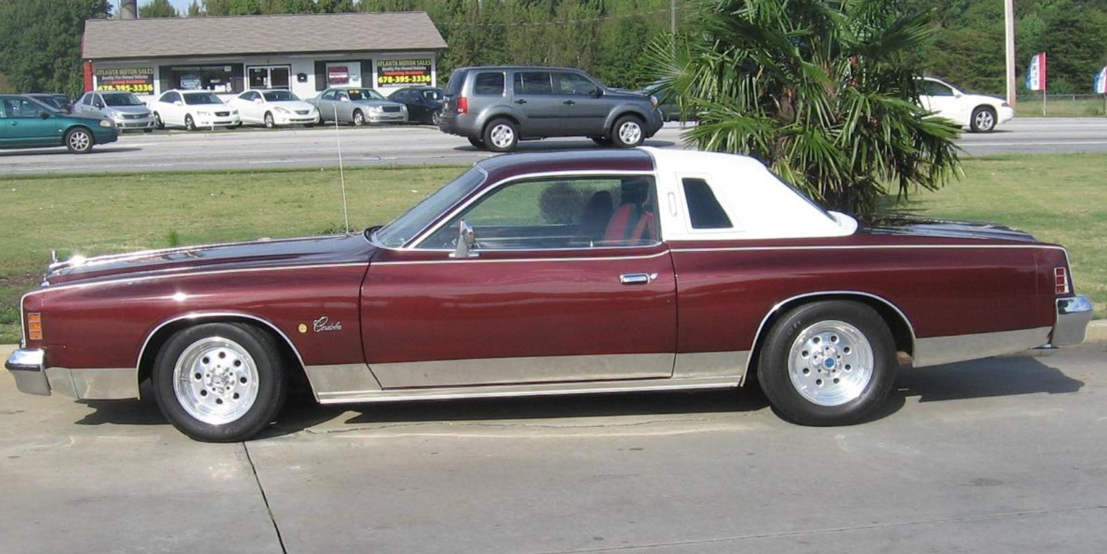 jb42996 1977 Chrysler Cordoba