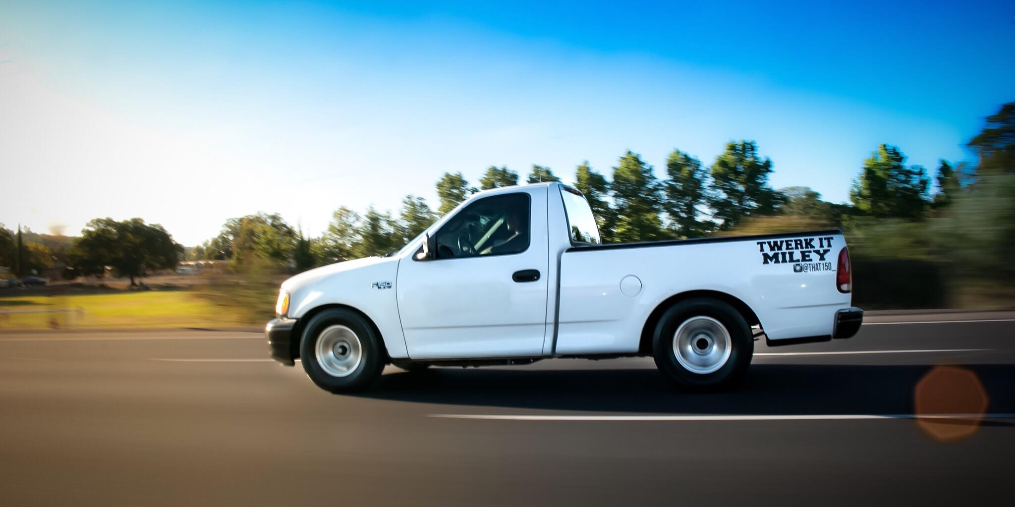 Project Mystery 2001 Ford F150 Regular Cab