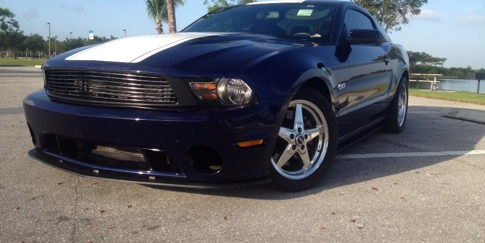 SeansCars 2012 Ford Mustang