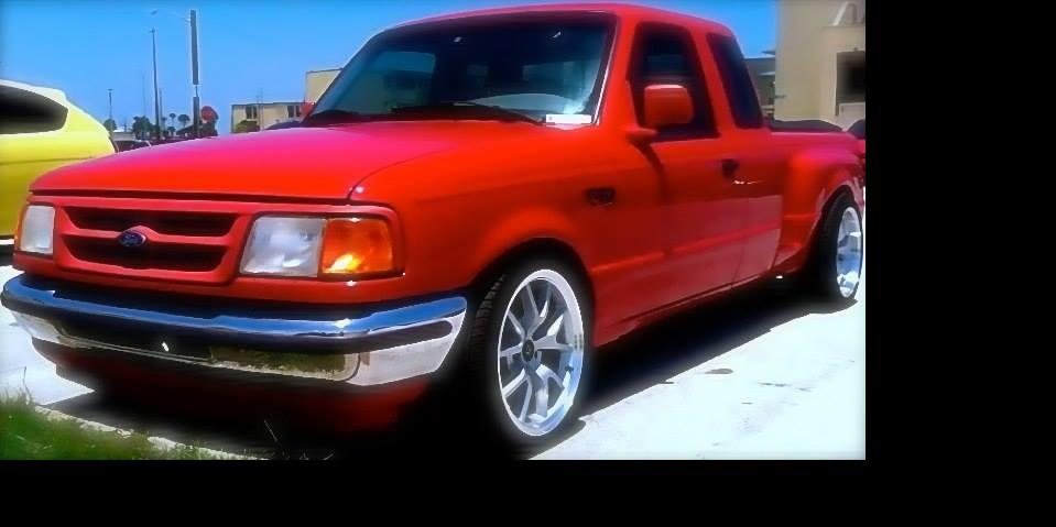 1997 Ford Ranger-Super-Cab