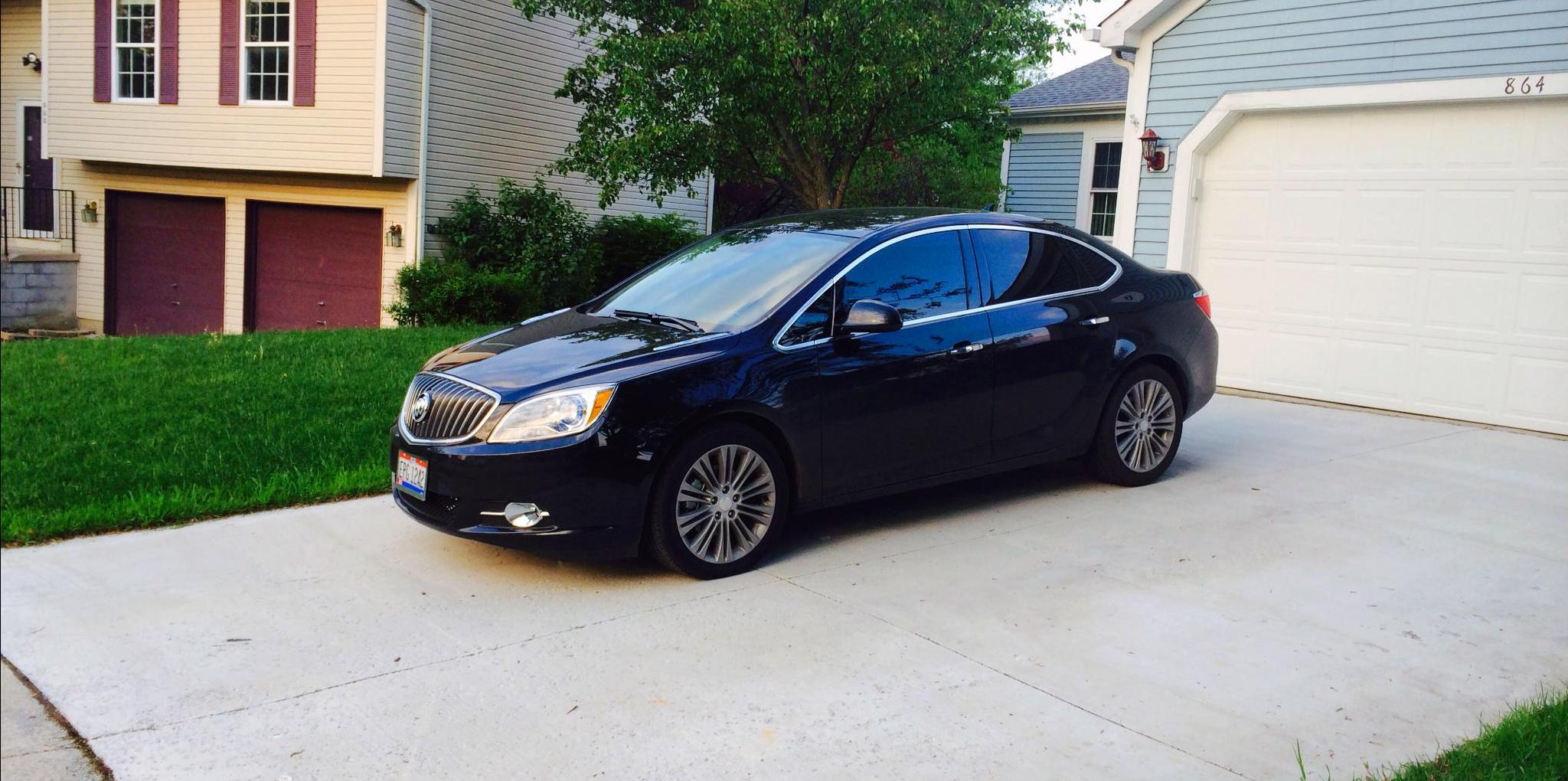 F4ncy 2014 Buick Verano Specs Photos Modification Info