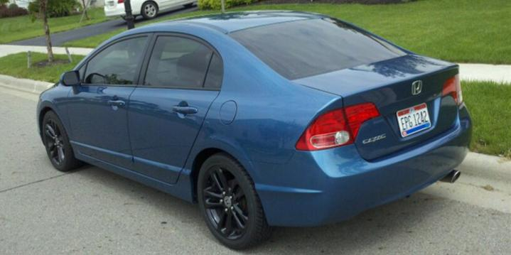 F4NCY 2007 Honda Civic