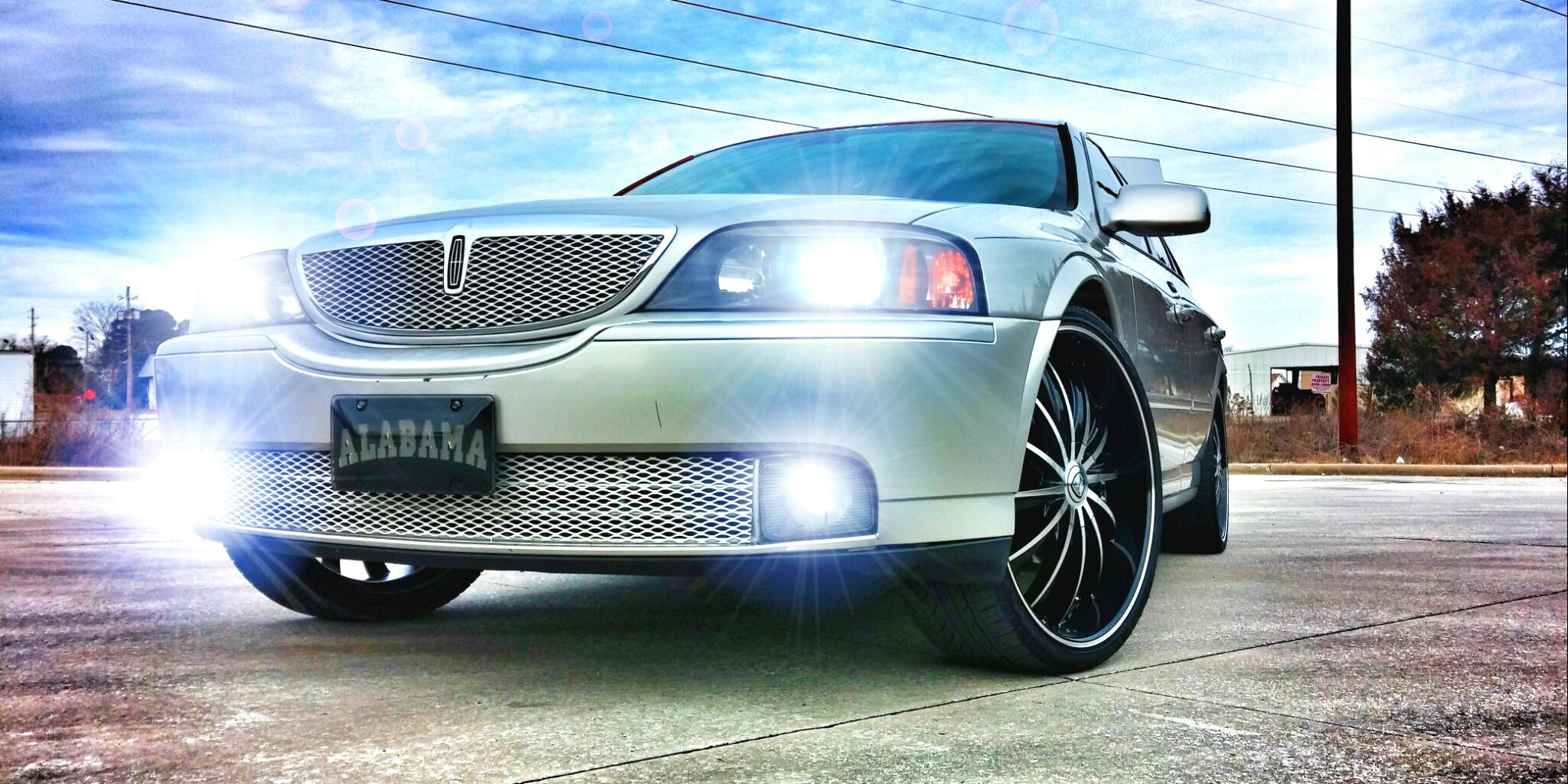 GeRsH22s's 2004 Lincoln LS