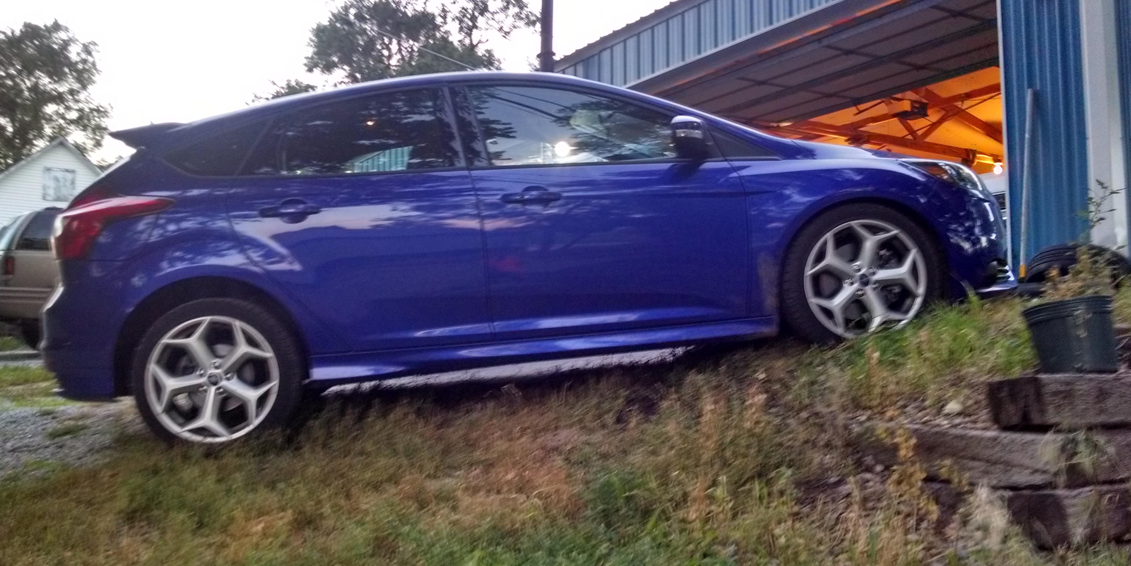 billy02's 2013 Ford Focus-ST