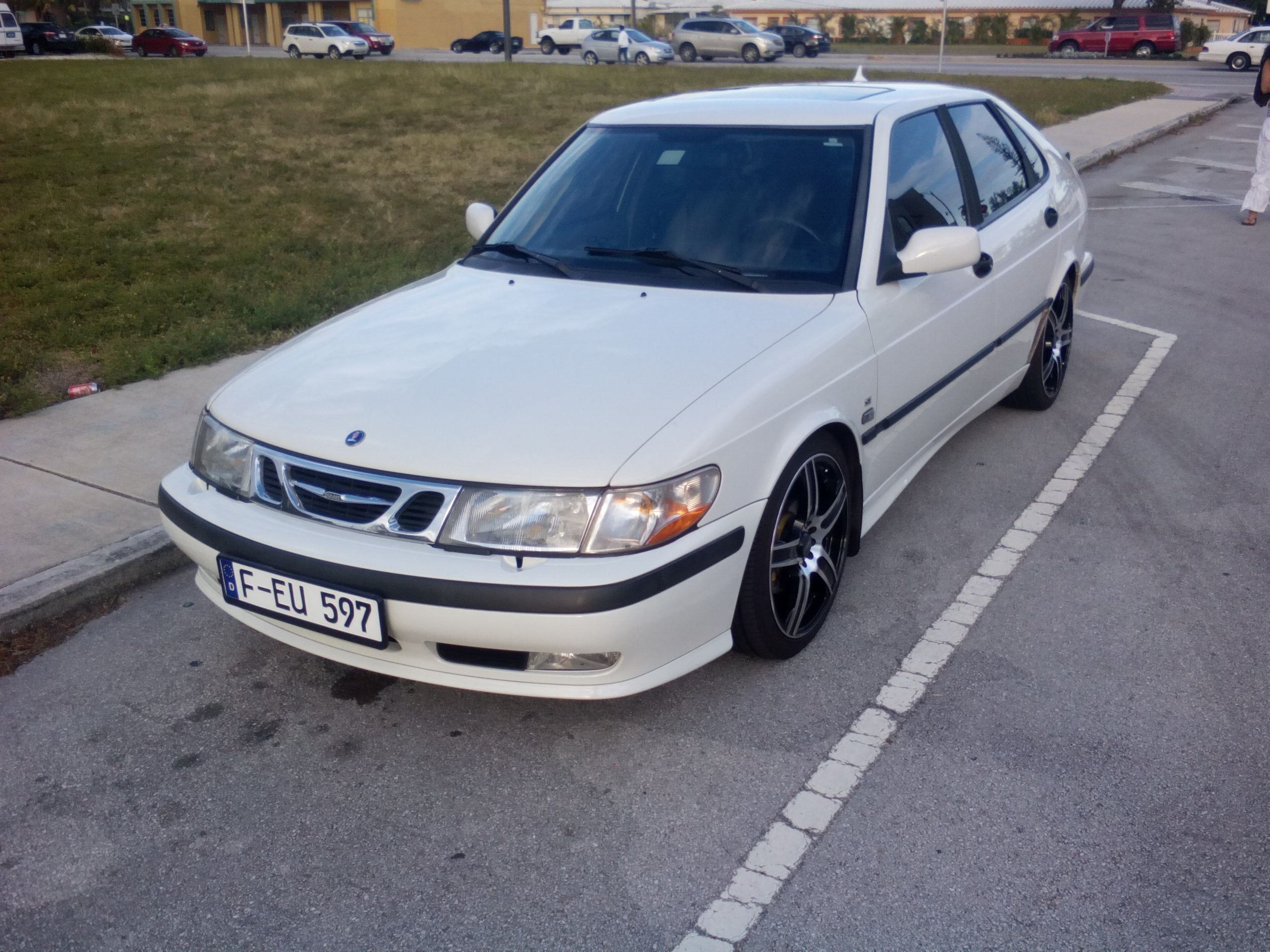 Ironxuvm 1999 Saab 9 3 Specs Photos Modification Info At Cardomain Factory Amplifier Wiring