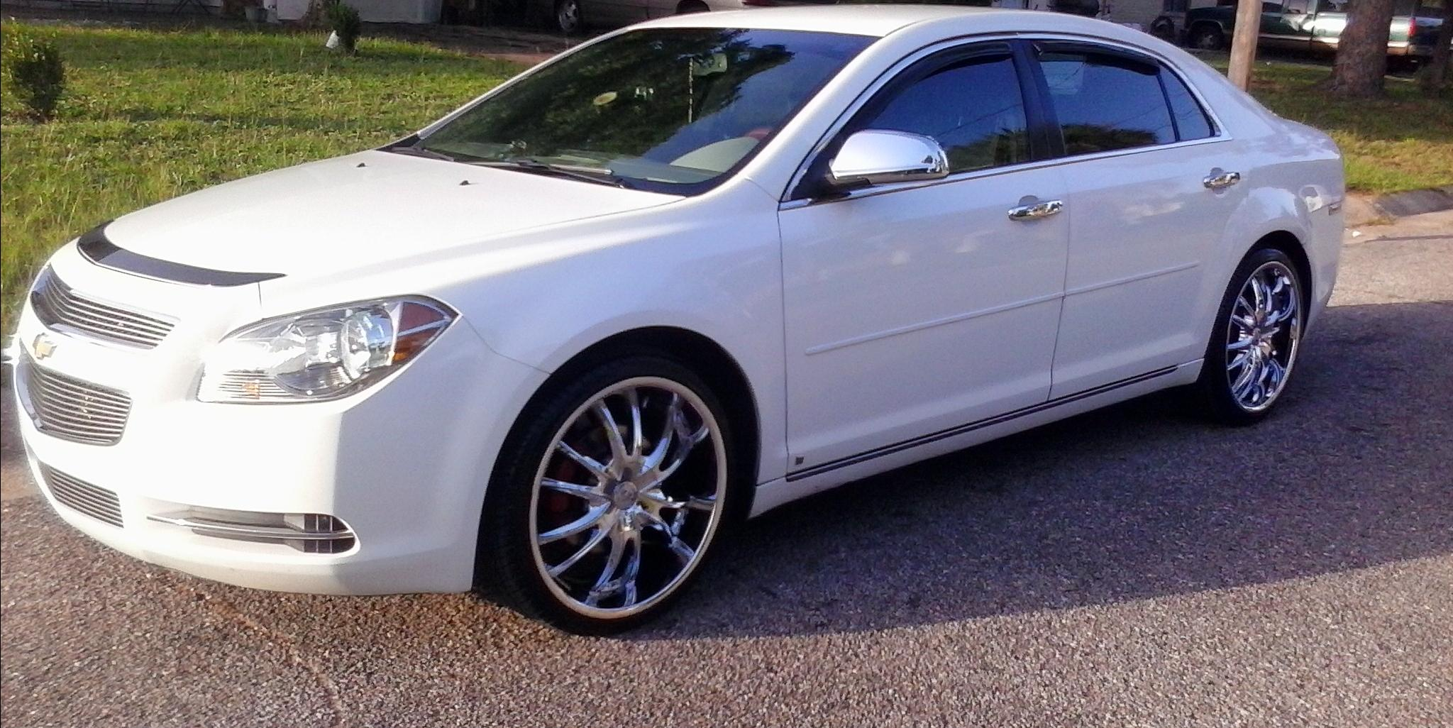 2012 Chevy Malibu Ltz Specs >> TrillAssAarron 2006 Chevrolet MalibuSS Sedan 4D Specs, Photos, Modification Info at CarDomain