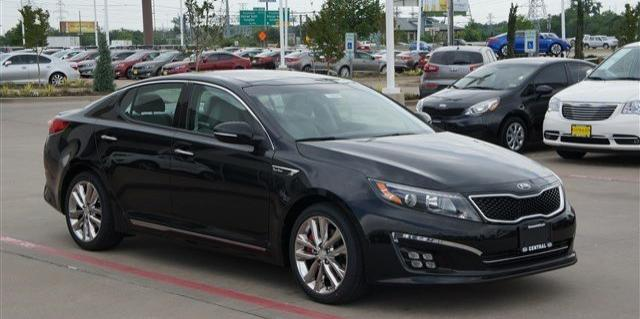 SickOf14MPG's 2014 Kia Optima