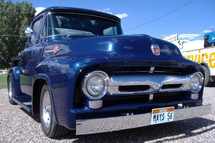 1956 Ford F150-(Heritage)-Regular-Cab