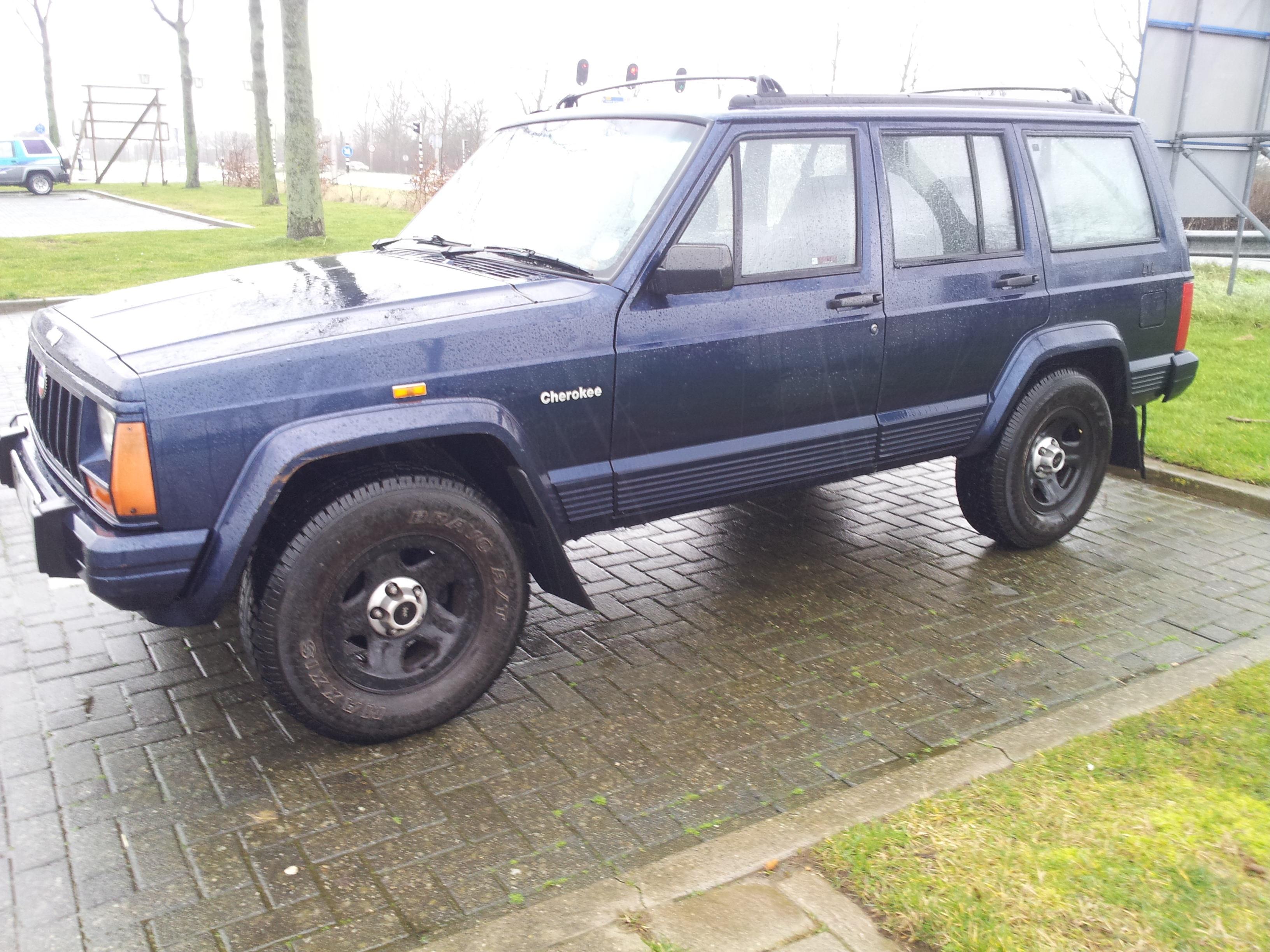 Ryan Webb 1996 Jeep Cherokee
